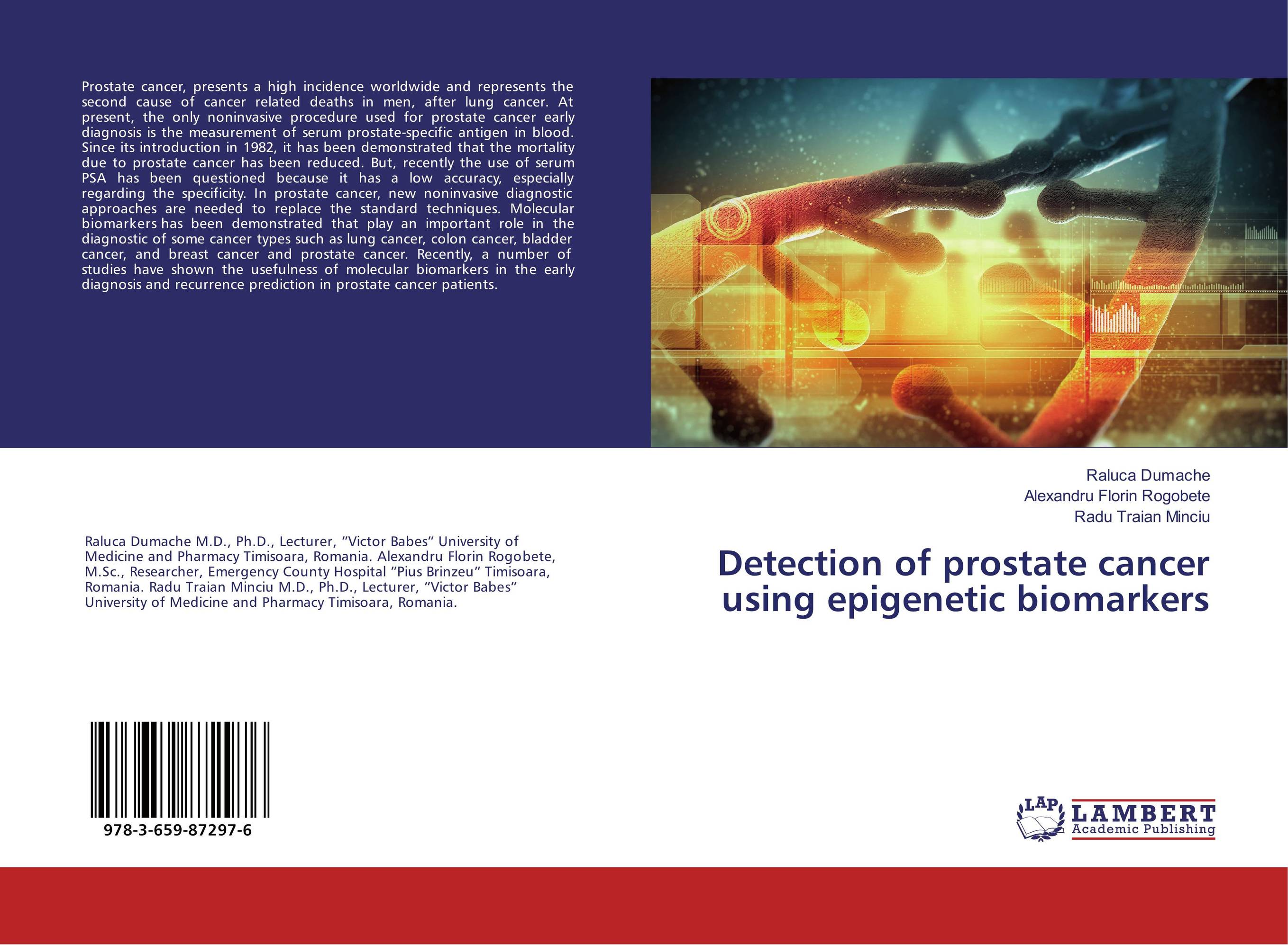 Detection of prostate cancer using epigenetic biomarkers viruses cell transformation and cancer 5