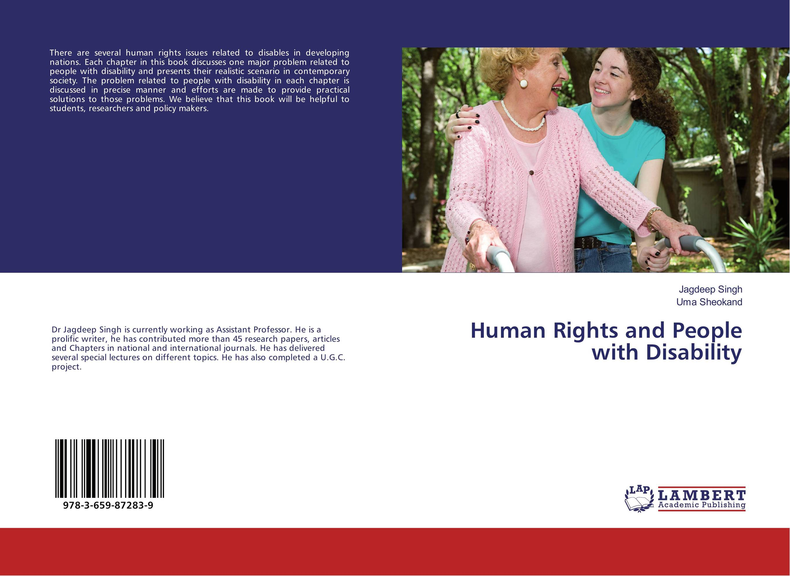 Human Rights and People with Disability human rights and people with disability
