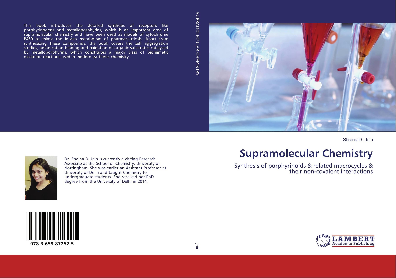 Supramolecular Chemistry pharmaceuticals