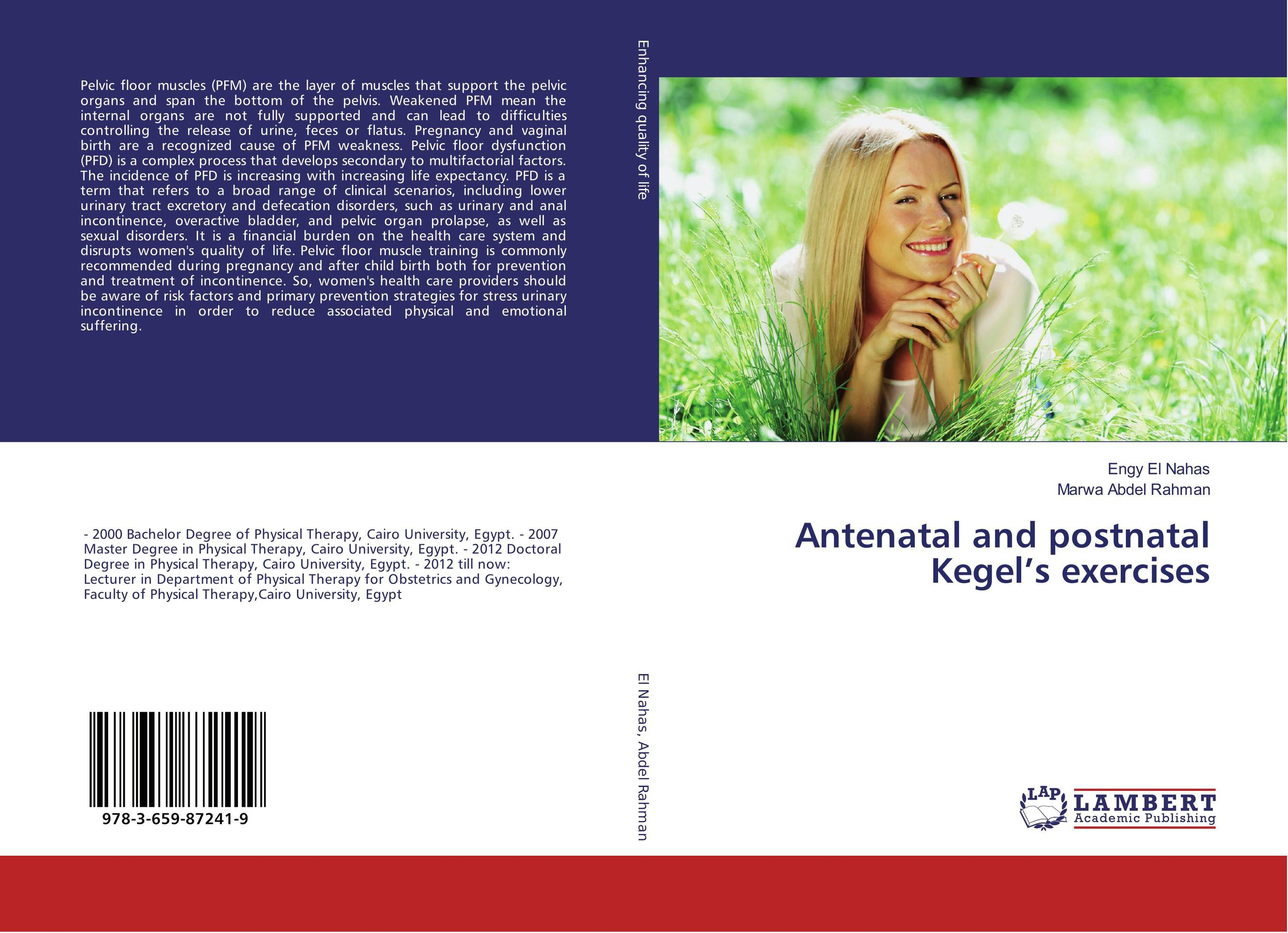Antenatal and postnatal Kegel's exercises jarrow probiotics for women gynecological vaginal urinary tract health