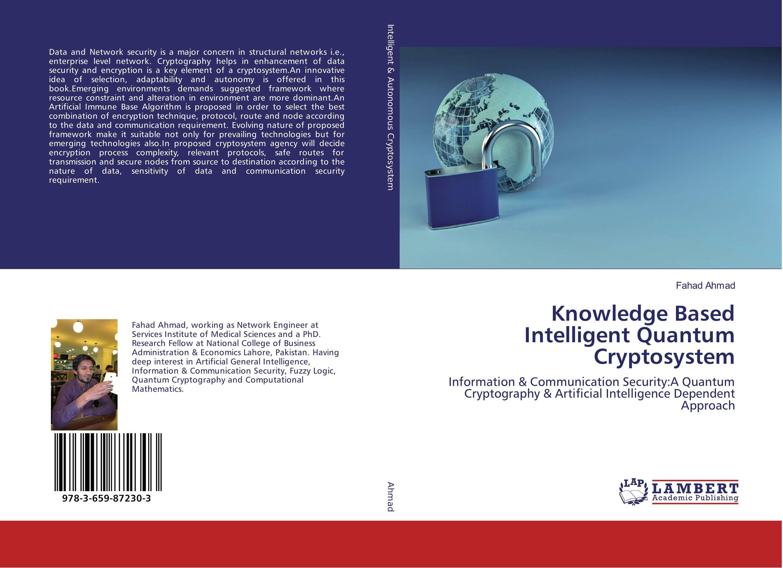 Knowledge Based Intelligent Quantum Cryptosystem