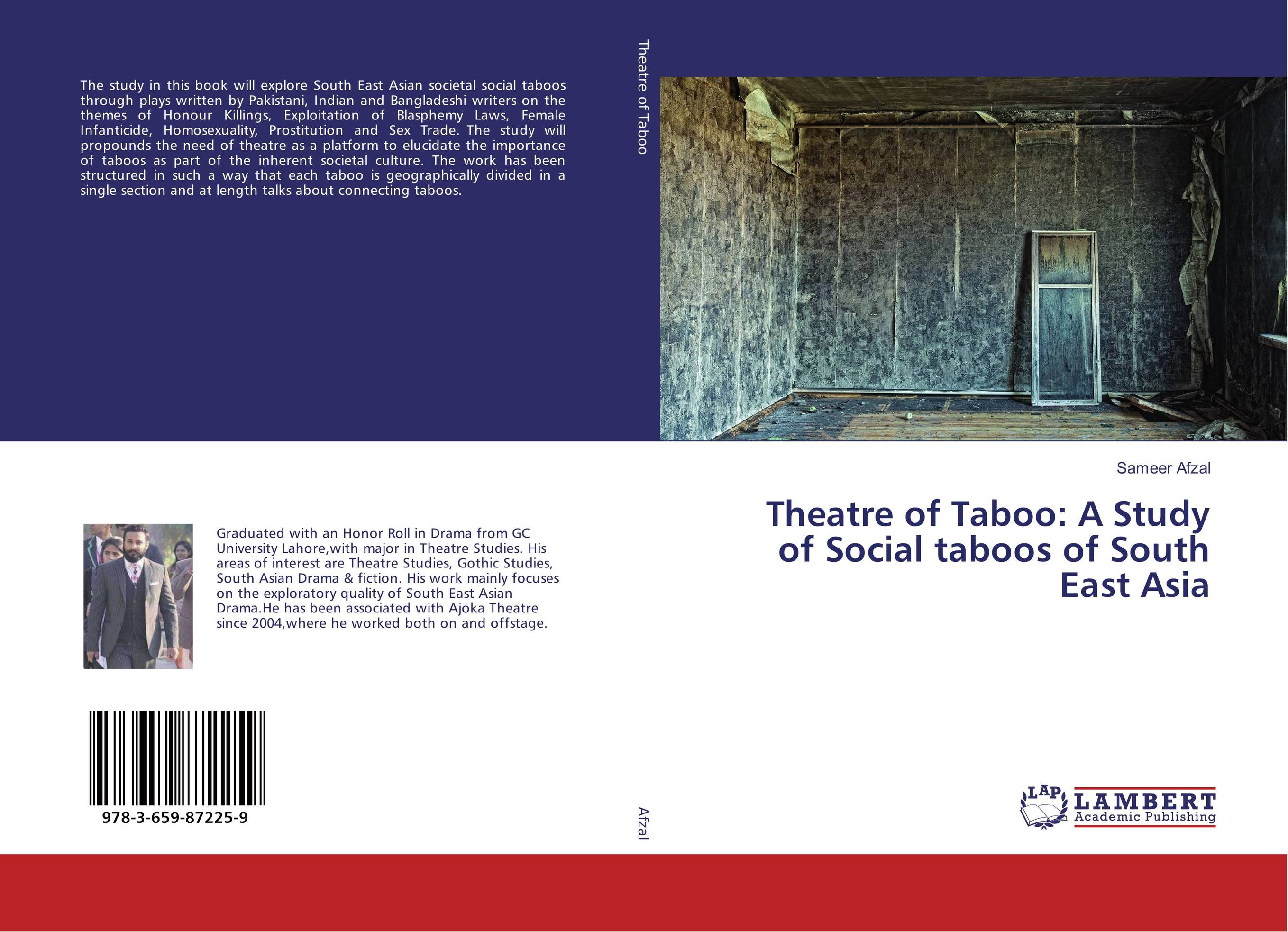 Theatre of Taboo: A Study of Social taboos of South East Asia taboo повседневные брюки