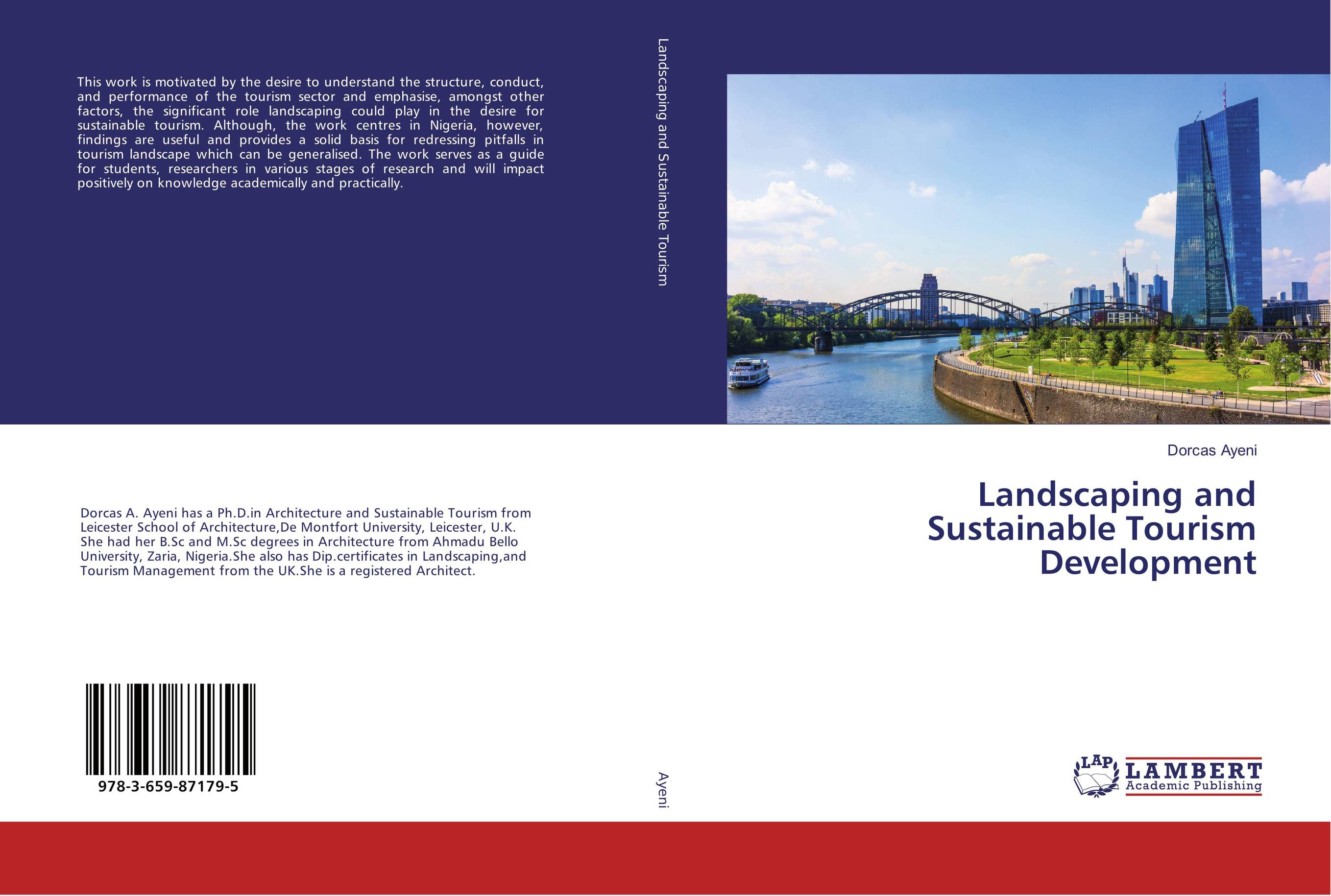 Landscaping and Sustainable Tourism Development olorunfemi samuel oluwaseyi tourism development in nigeria
