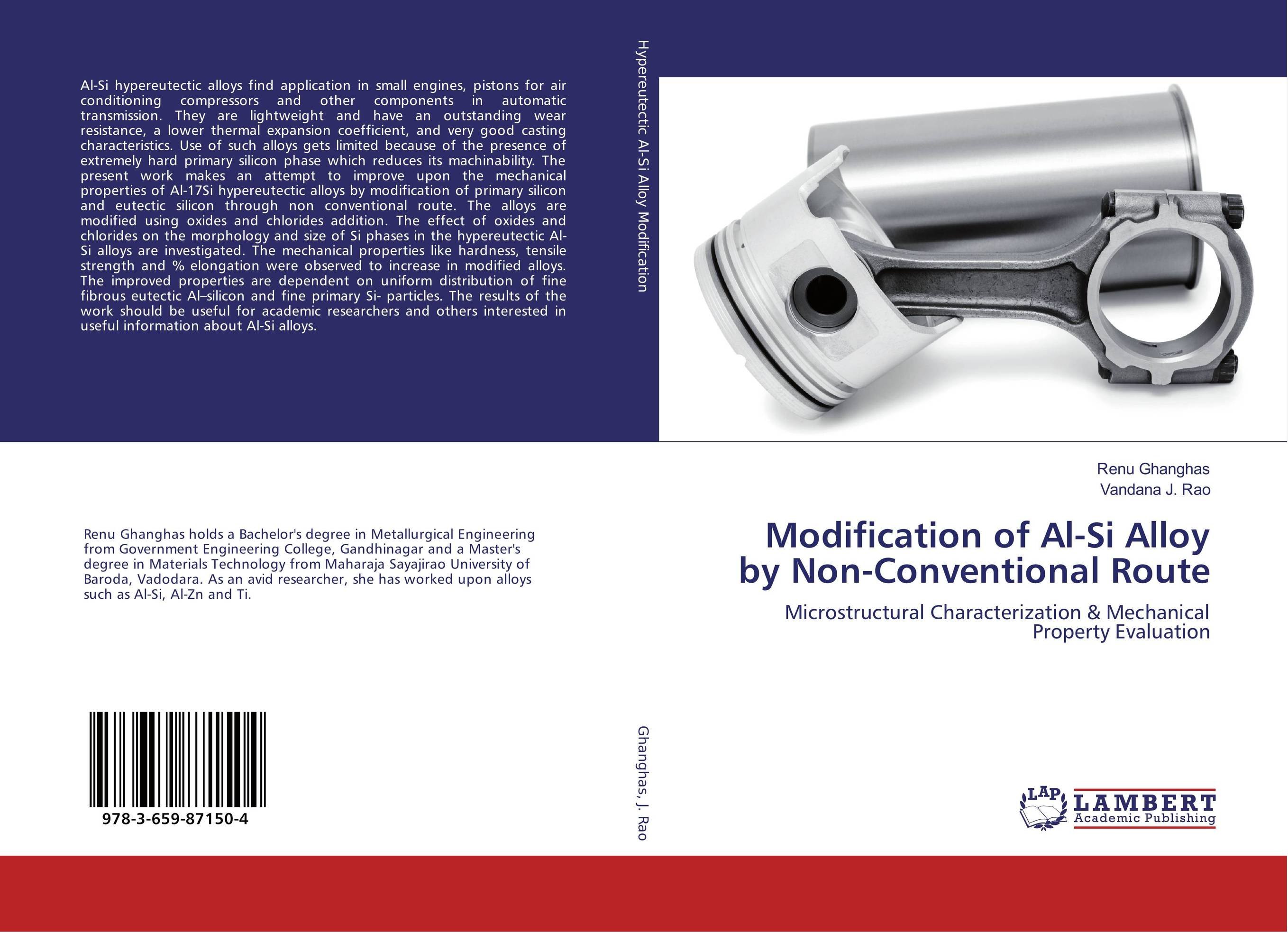 Modification of Al-Si Alloy by Non-Conventional Route