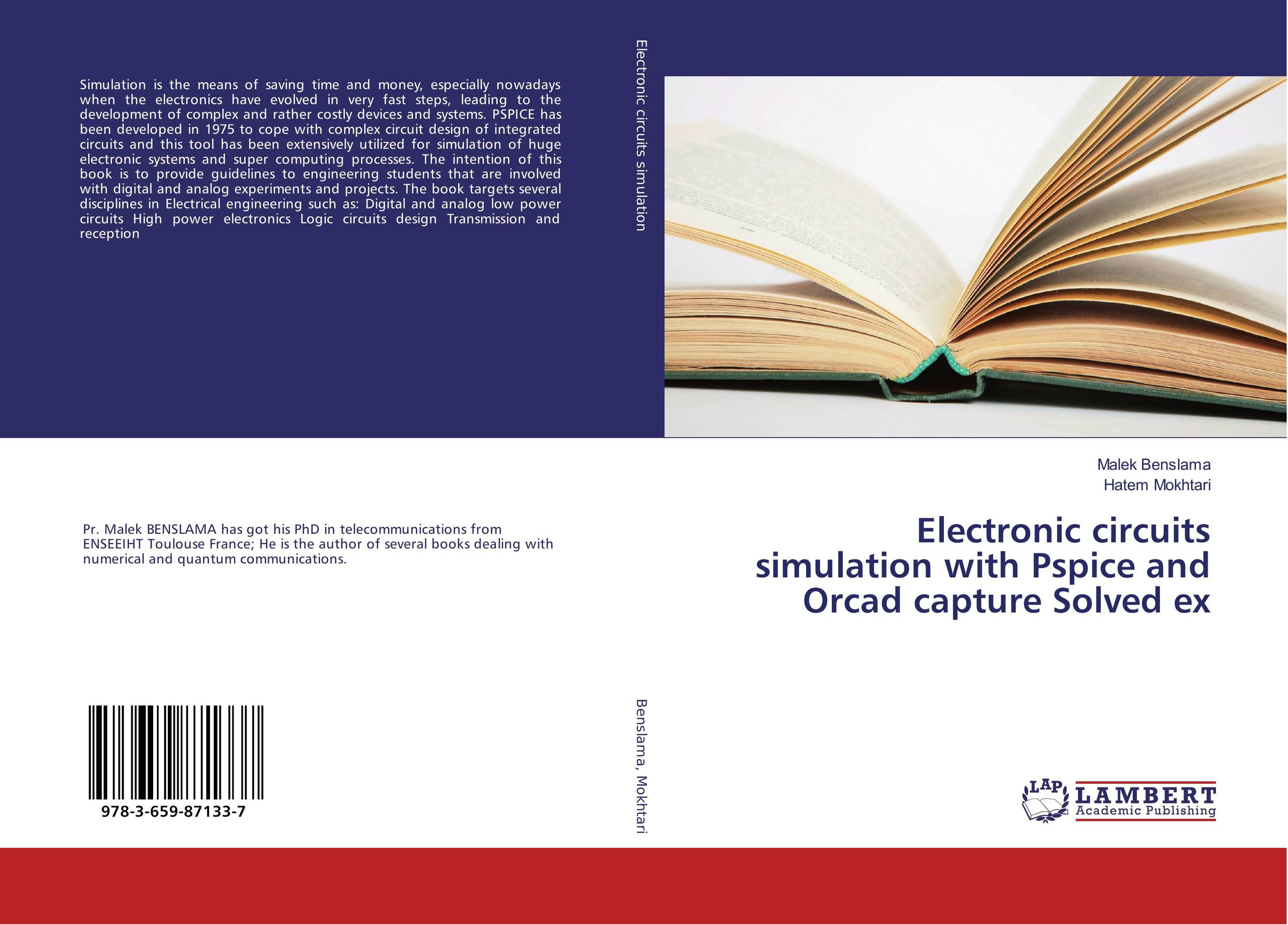 Electronic circuits simulation with Pspice and Orcad capture Solved ex molecular and nano electronics analysis design and simulation 17