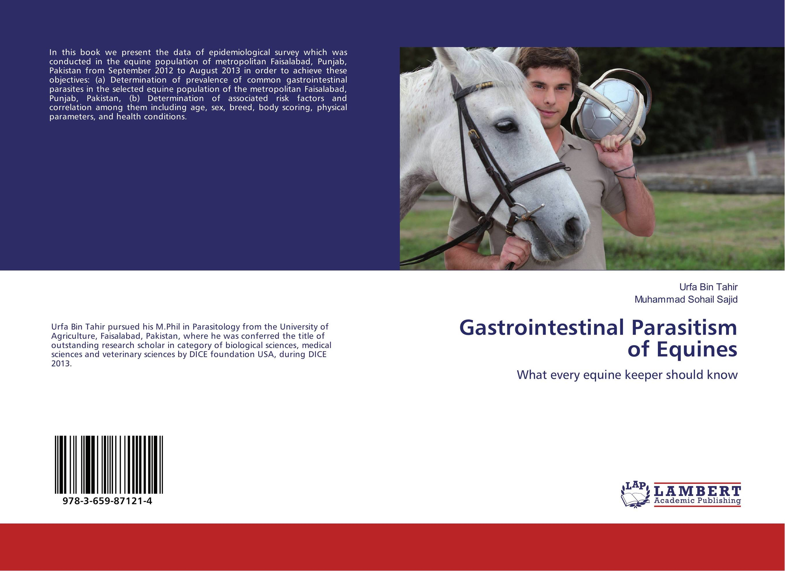 Gastrointestinal Parasitism of Equines epidemiological study on the functional gastrointestinal disorders