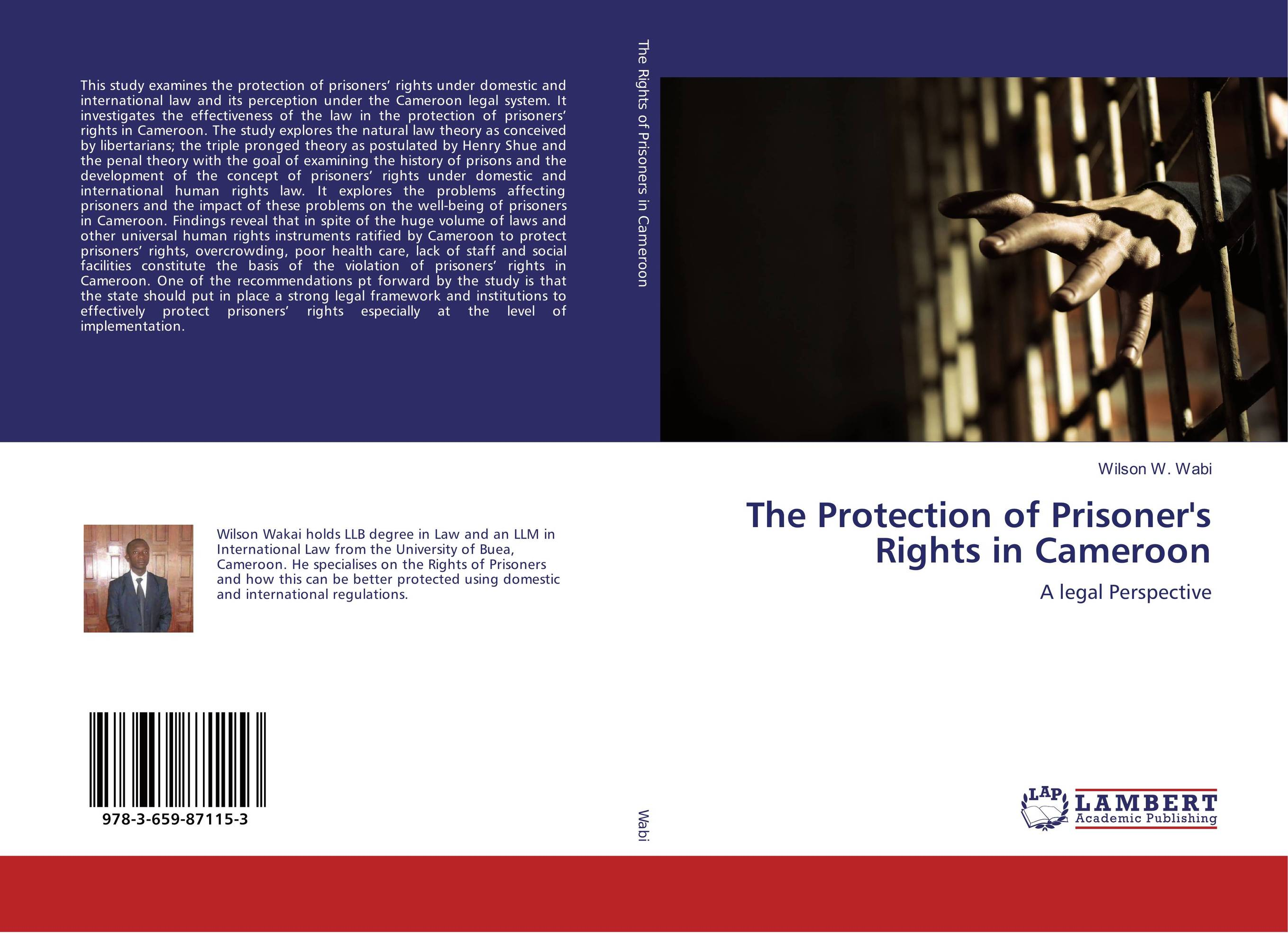 The Protection of Prisoner's Rights in Cameroon