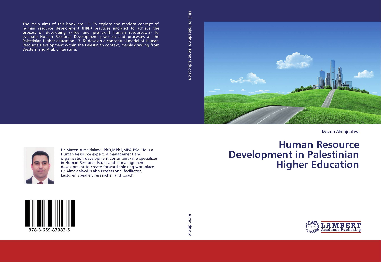 Human Resource Development in Palestinian Higher Education business benchmark advanced higher teacher s resource book