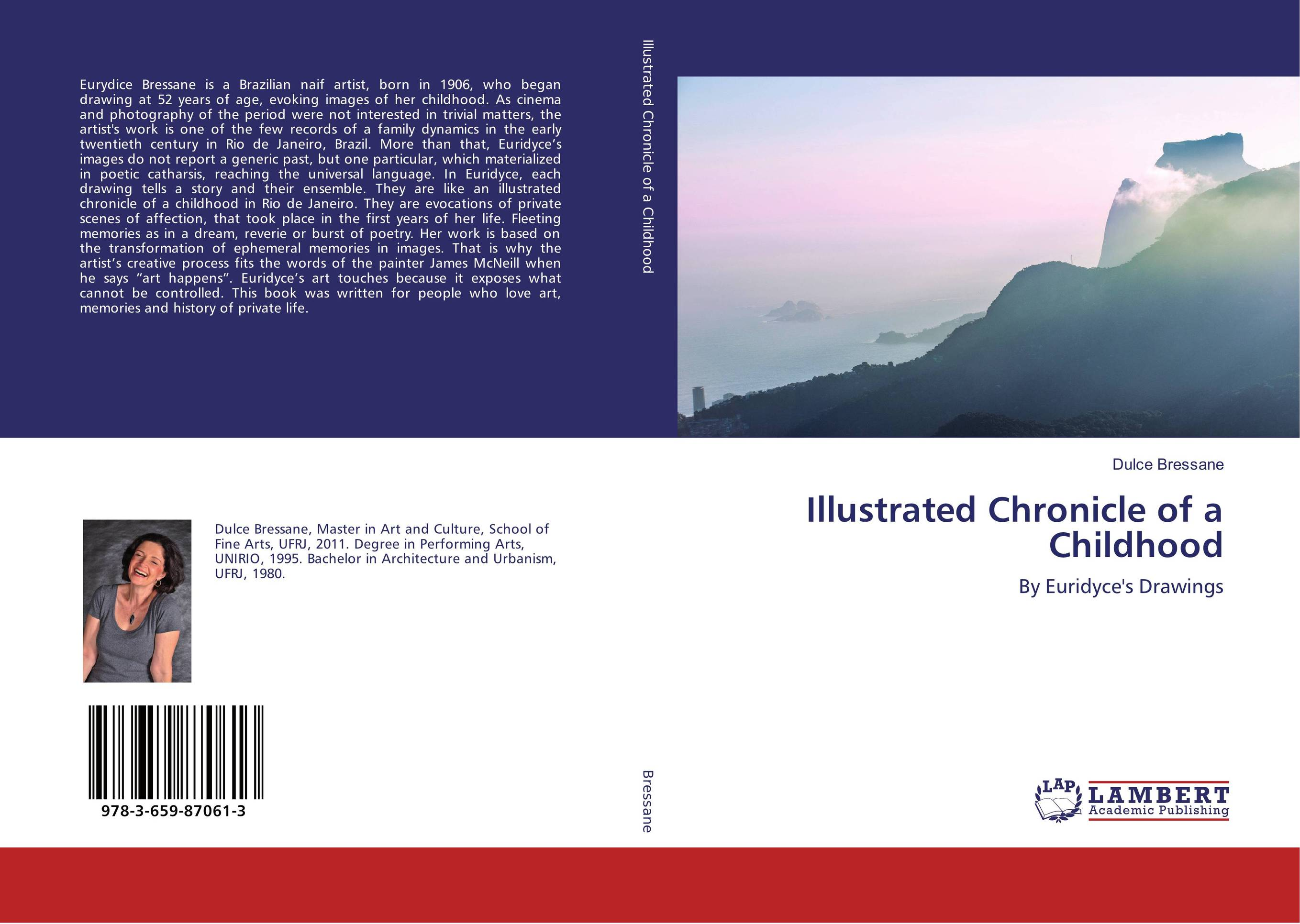 Illustrated Chronicle of a Childhood the illustrated story of art