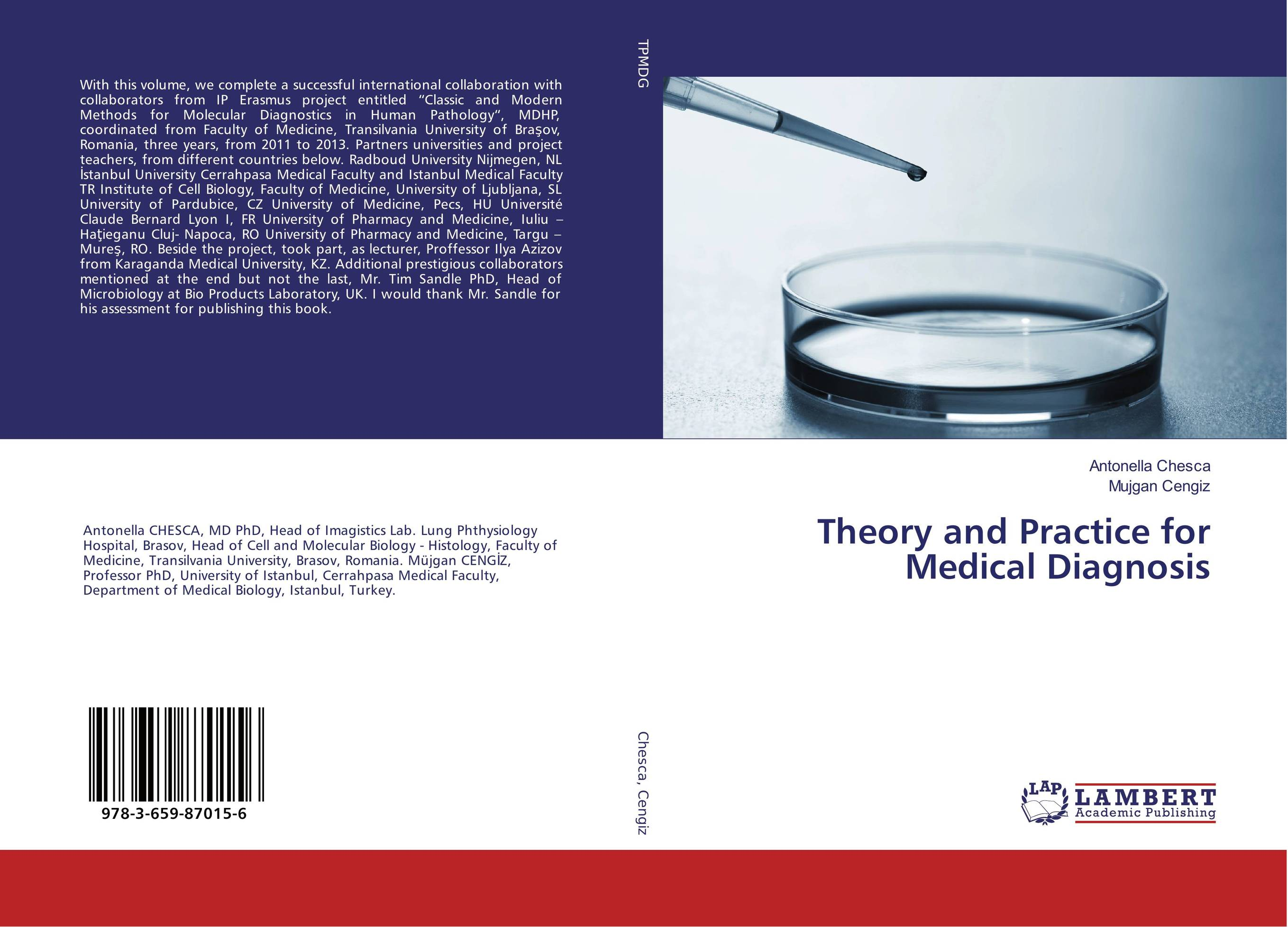 Theory and Practice for Medical Diagnosis fundamentals of medical microbiology volume i