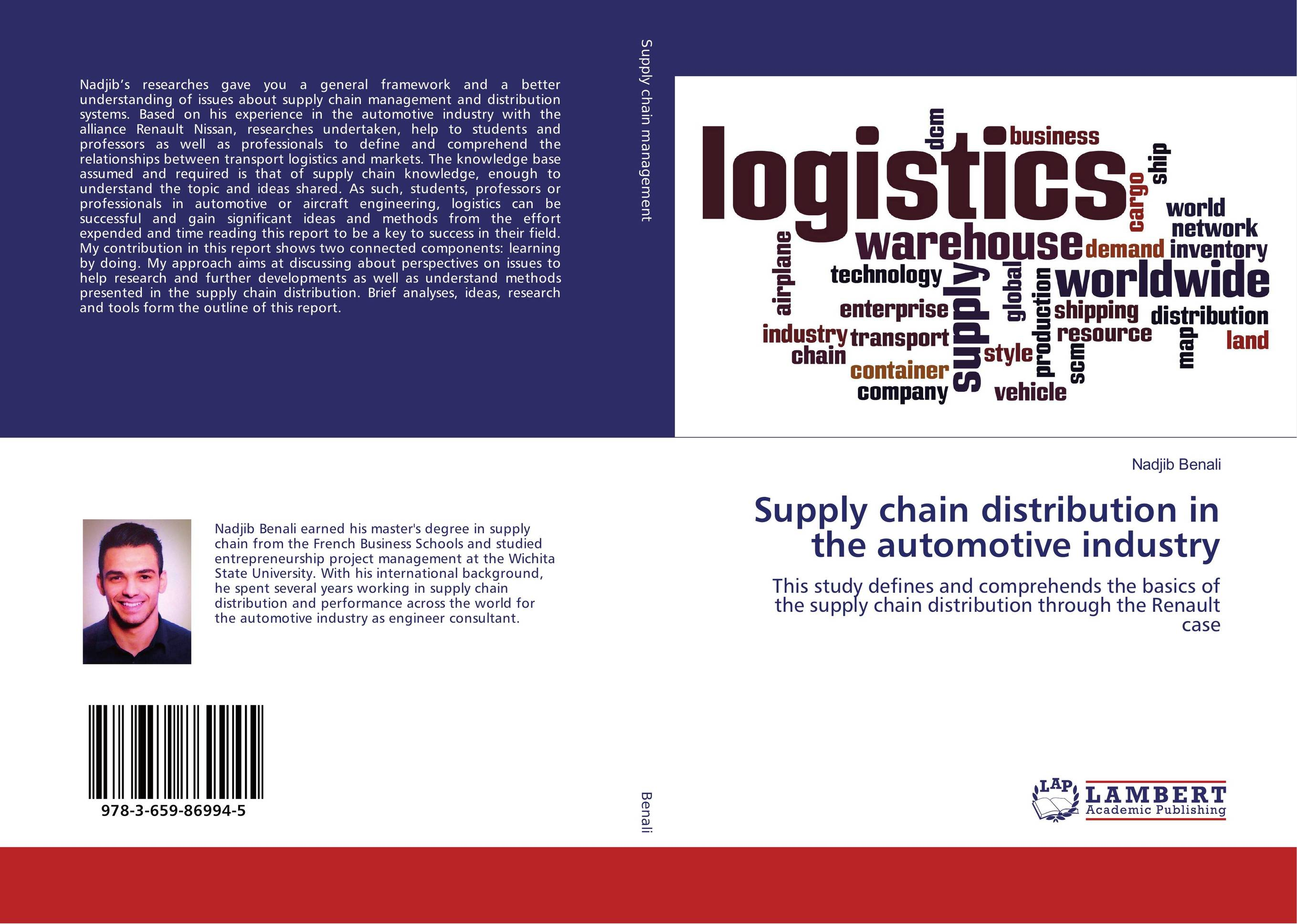 Supply chain distribution in the automotive industry