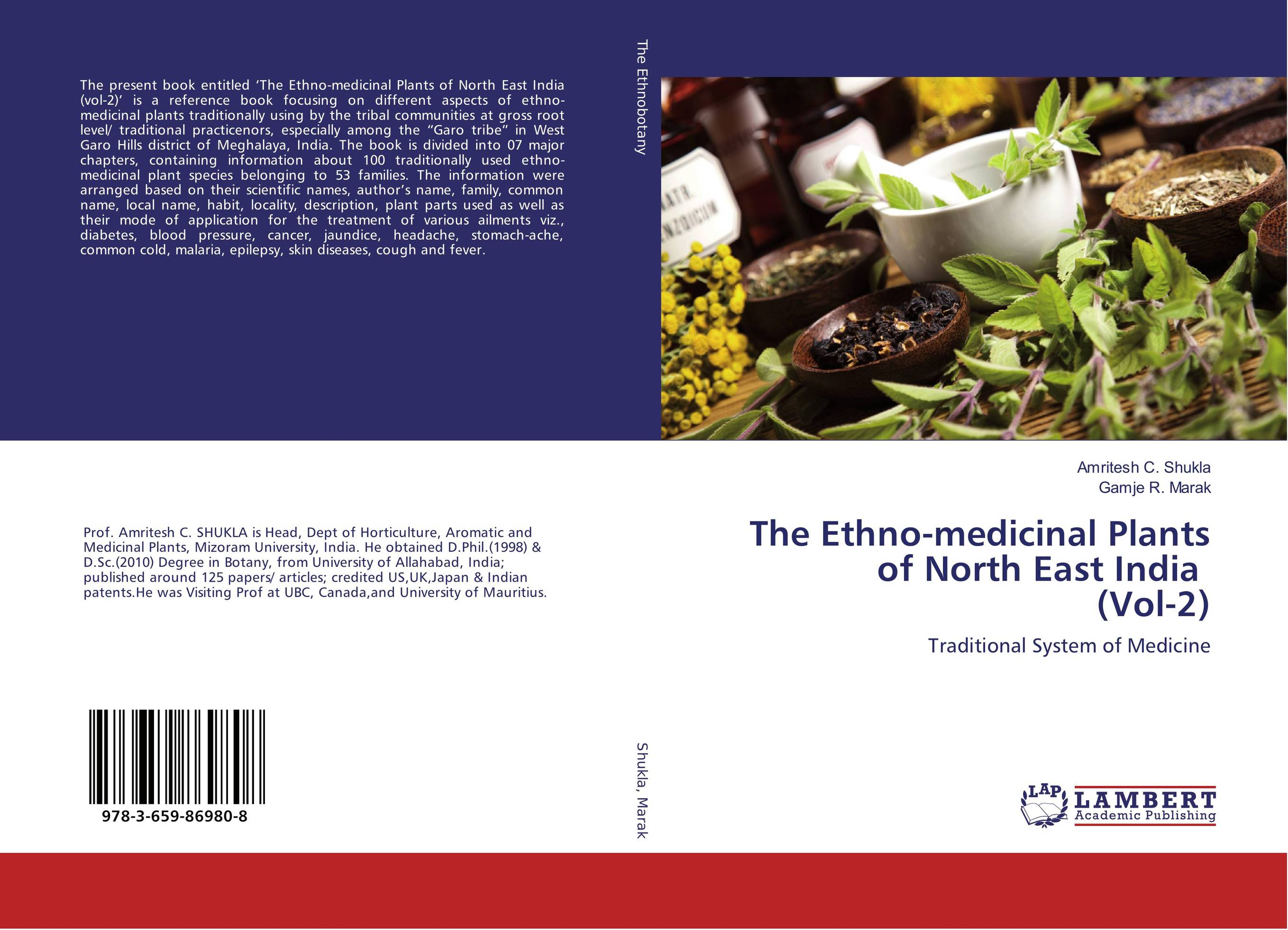 The Ethno-medicinal Plants of North East India (Vol-2) effect of medicinal plant extracts on the viability of protoscoleces