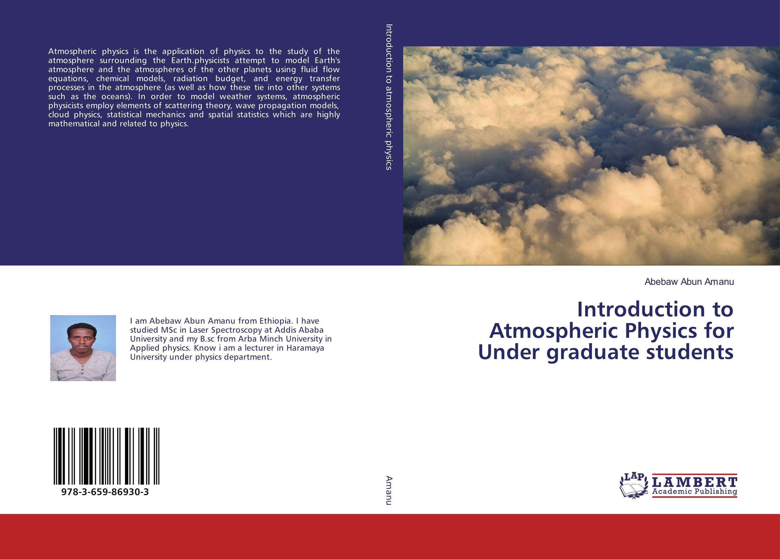 Introduction to Atmospheric Physics for Under graduate students paul g hoel introduction to mathematical statistics
