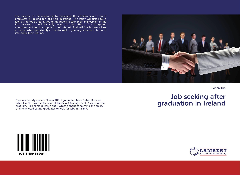 Job seeking after graduation in Ireland