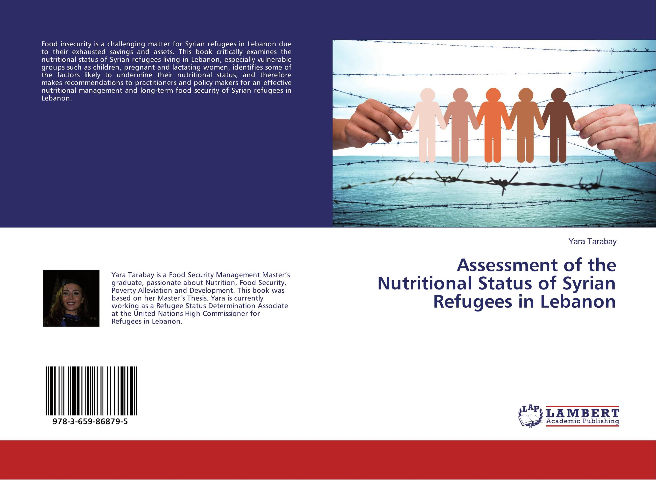Assessment of the Nutritional Status of Syrian Refugees in Lebanon nutrition status and food consumption pattern of children with cancer