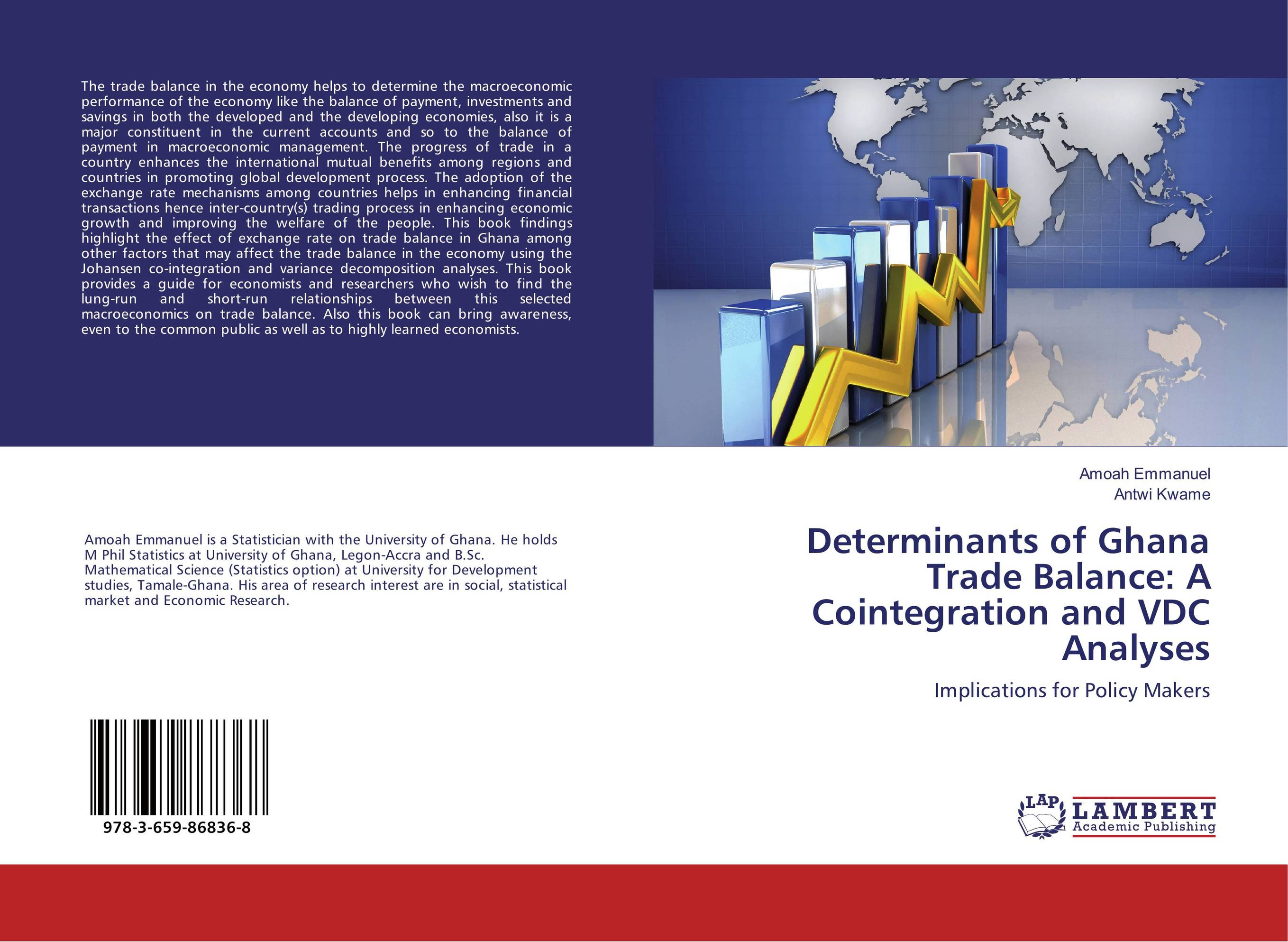 Determinants of Ghana Trade Balance: A Cointegration and VDC Analyses