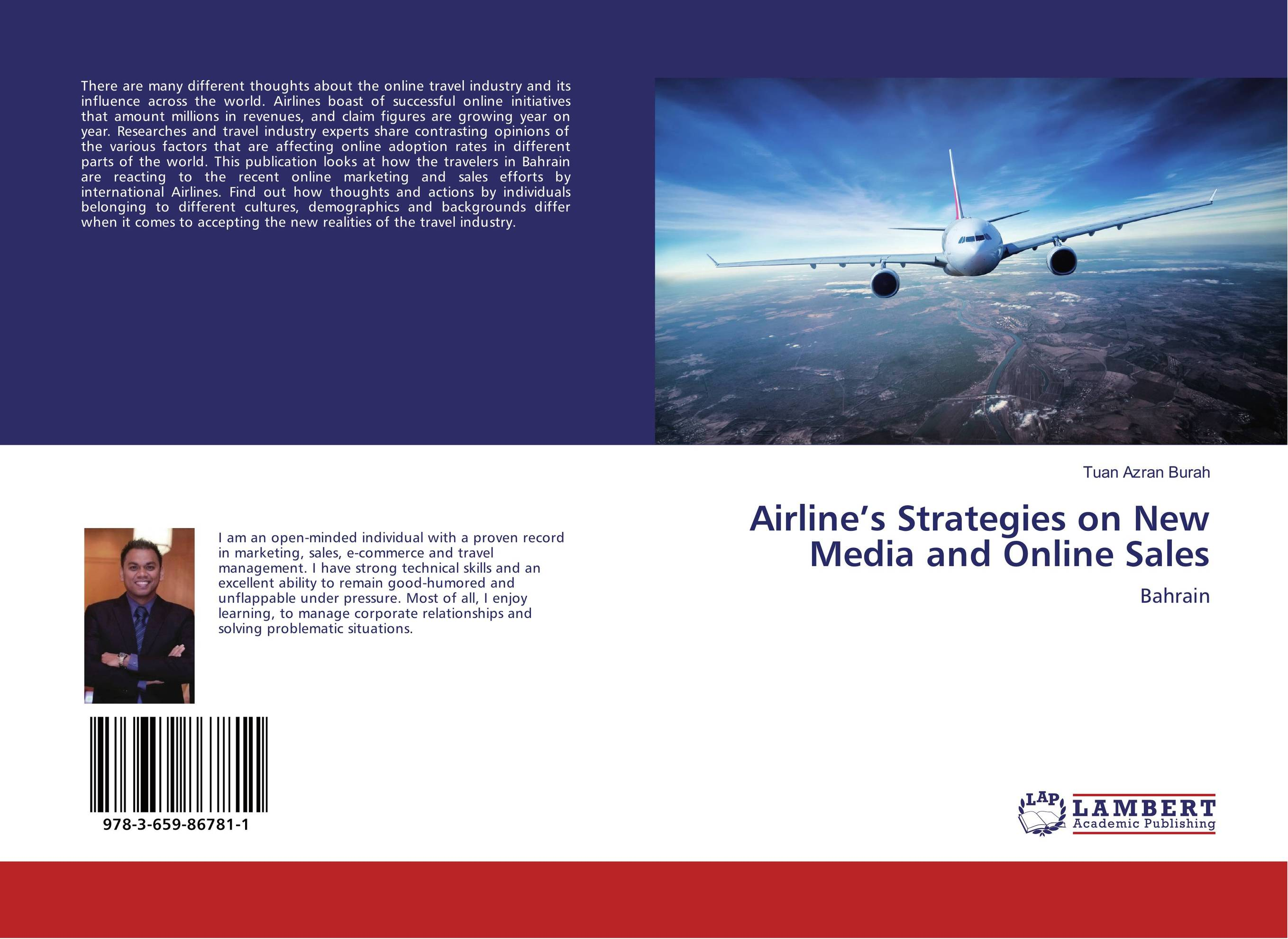Airline's Strategies on New Media and Online Sales