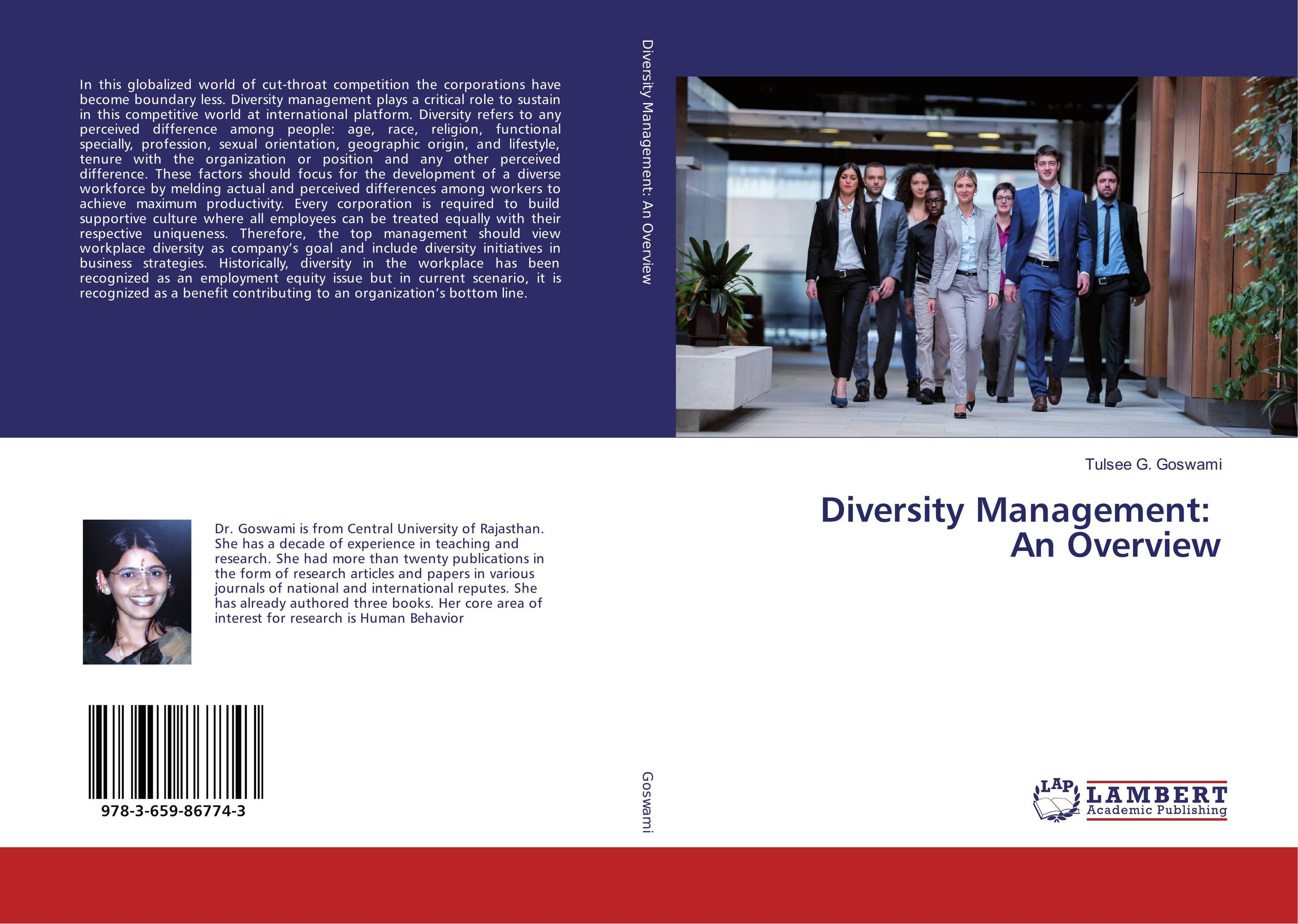Diversity Management: An Overview