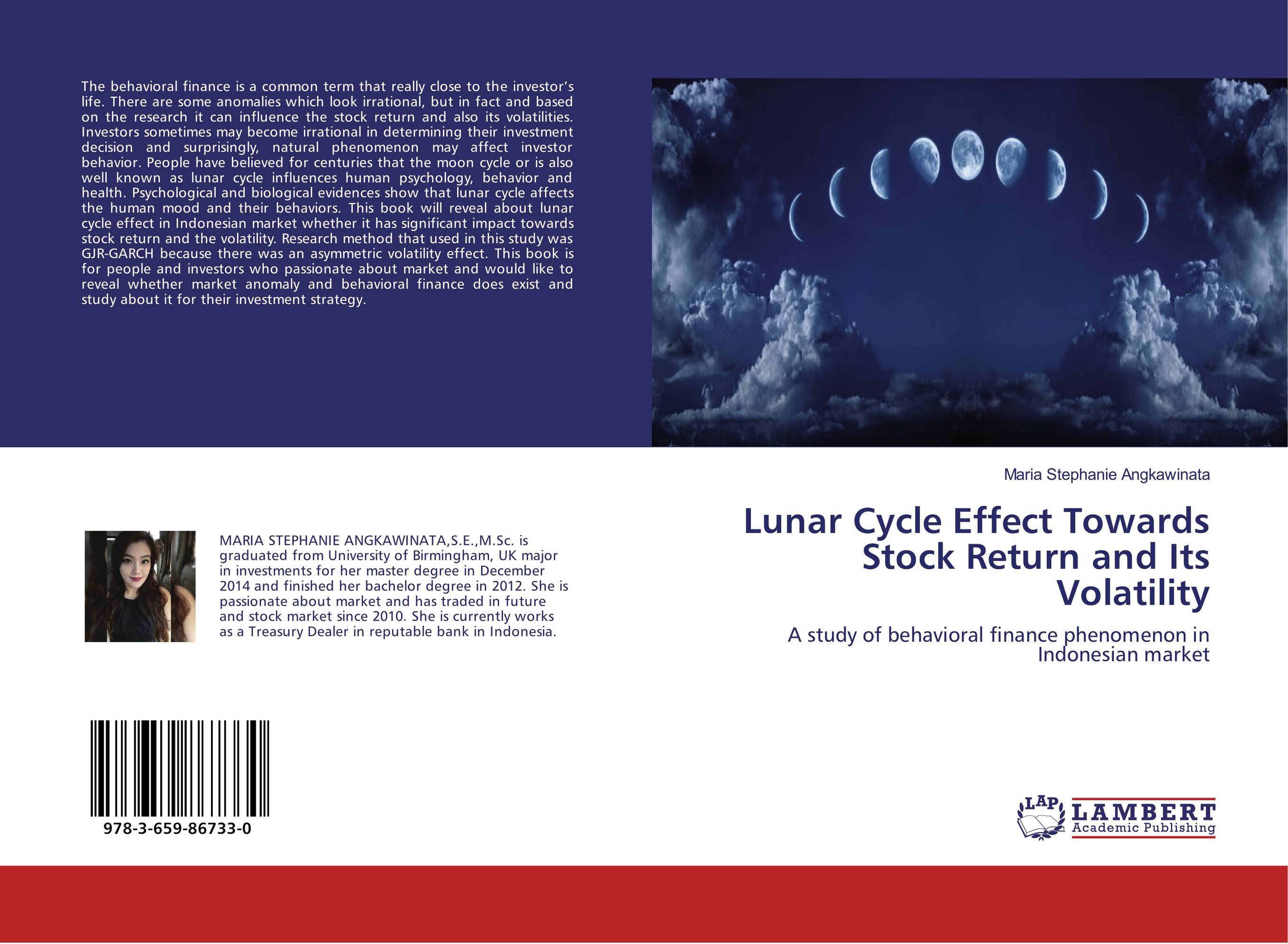 Фото Lunar Cycle Effect Towards Stock Return and Its Volatility finance and investments