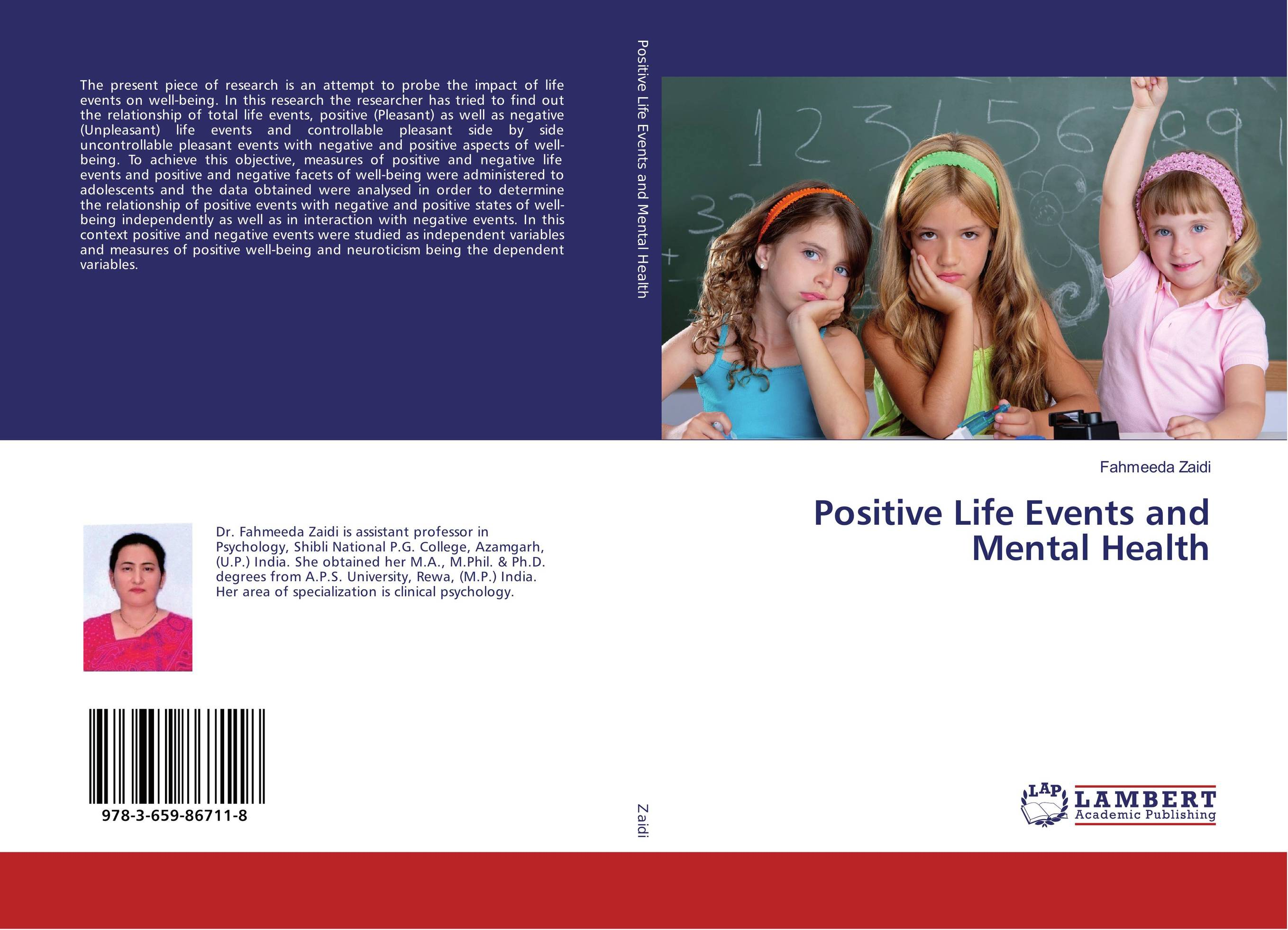 Positive Life Events and Mental Health migration and well being an exploratory study of delhi's slums
