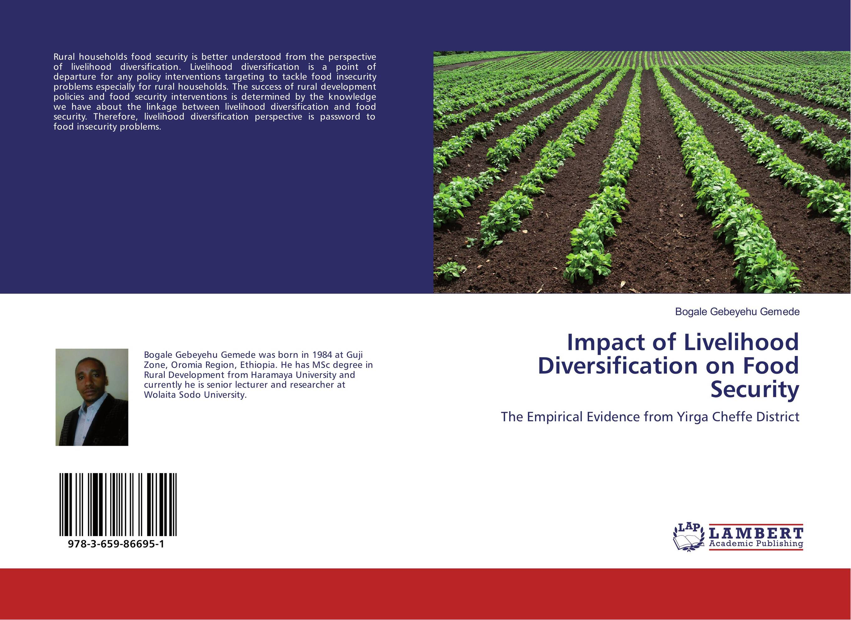 Impact of Livelihood Diversification on Food Security impact of micro enterprises on plant diversity and rural livelihood