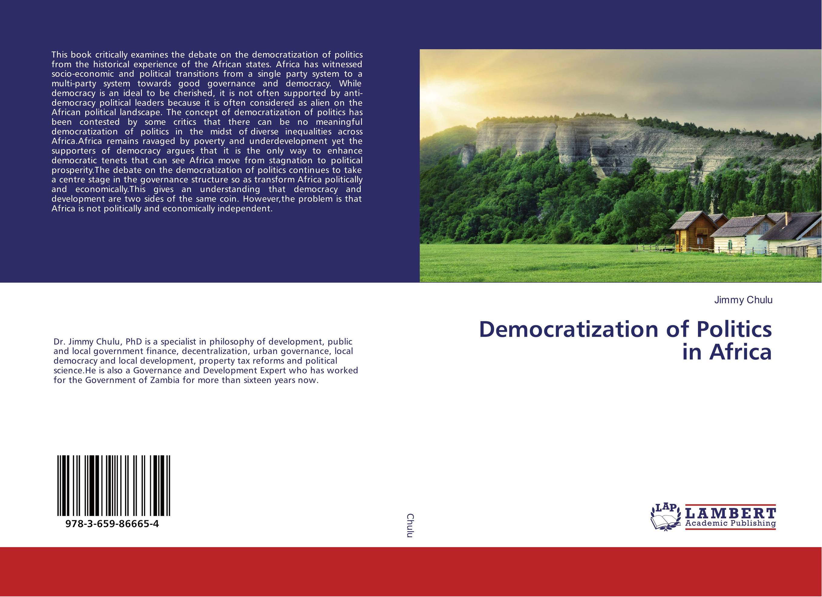 Democratization of Politics in Africa democracy in america nce