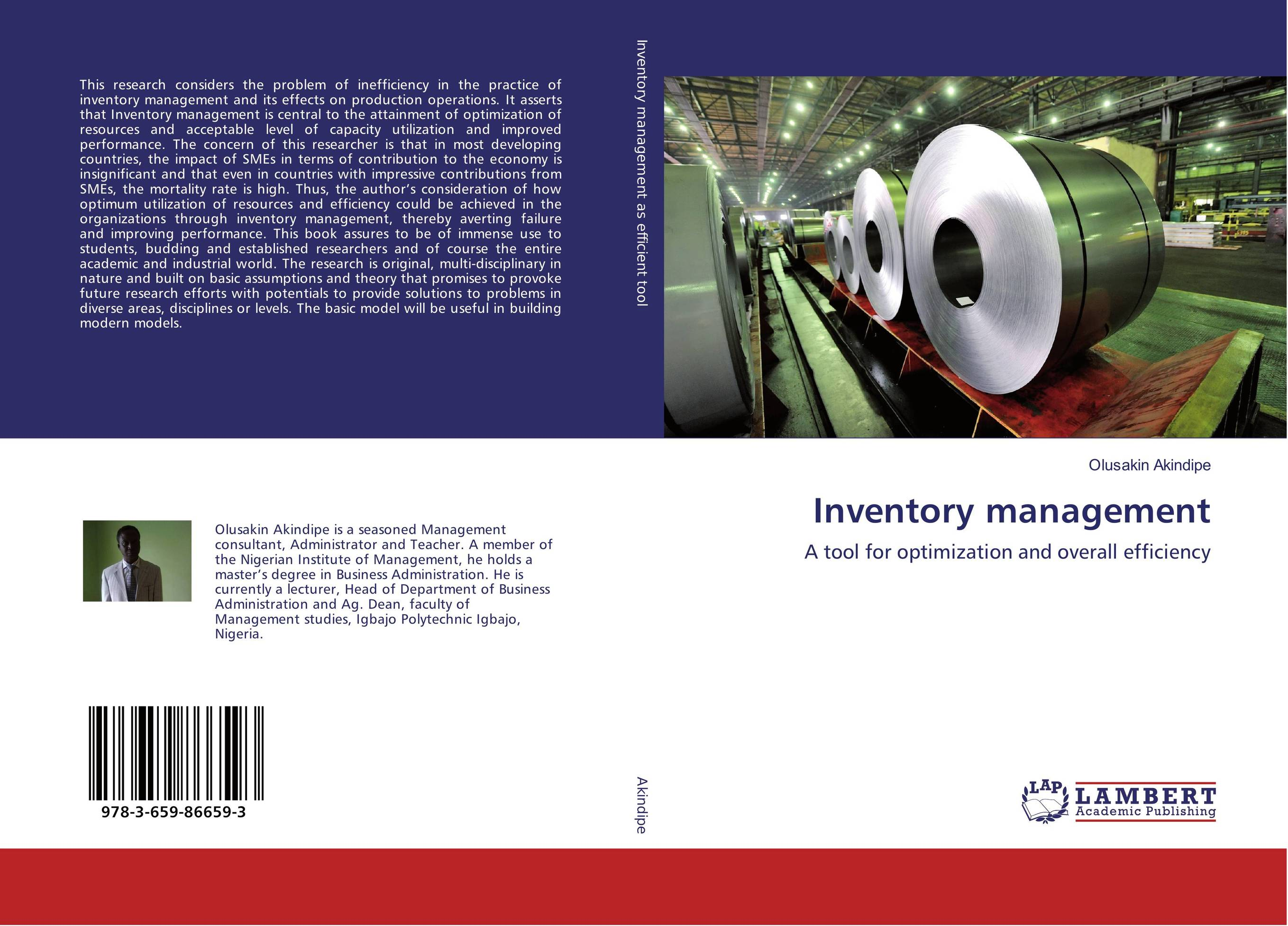 Inventory management best practice in inventory management