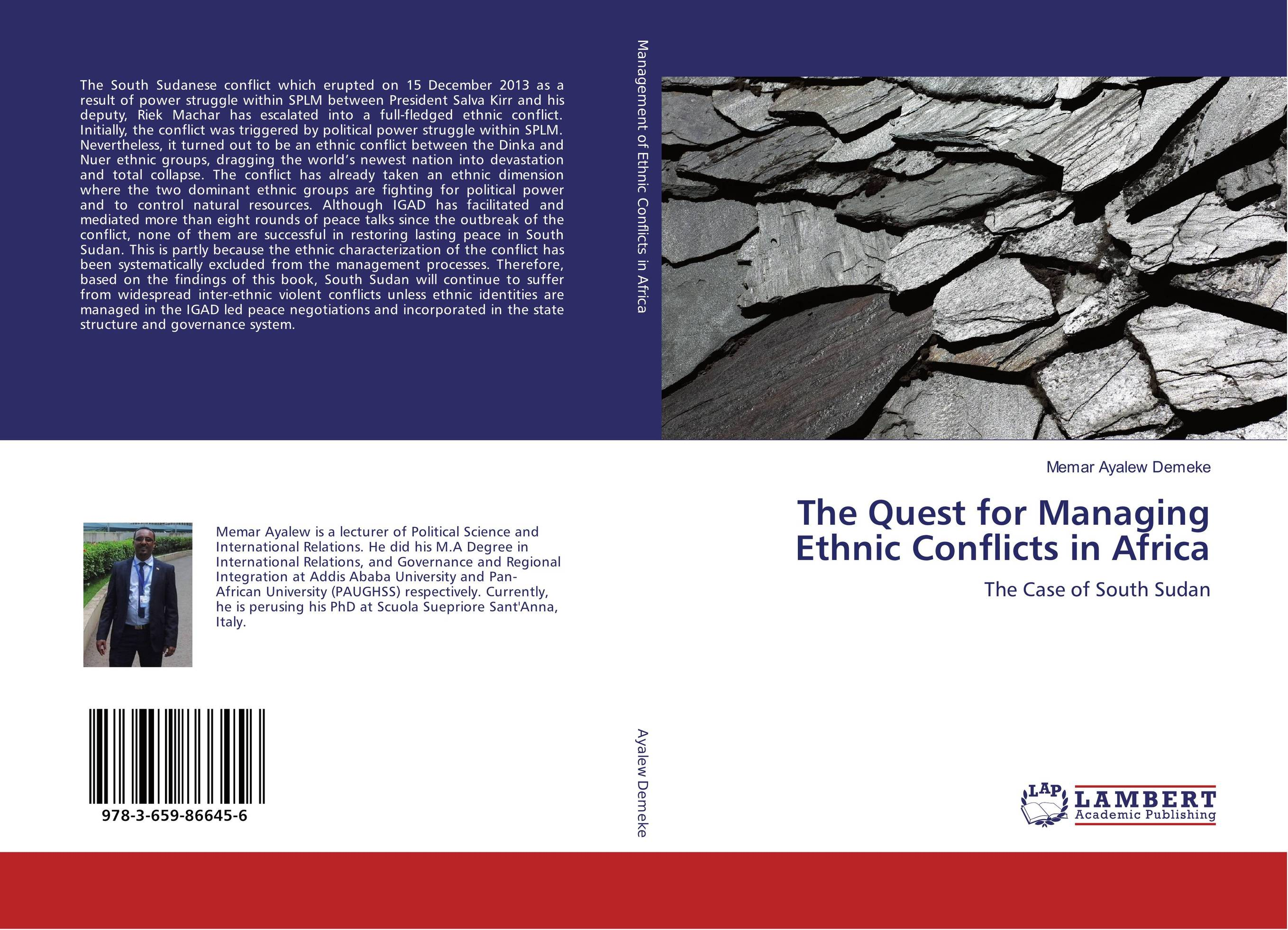 The Quest for Managing Ethnic Conflicts in Africa trans border ethnic hegemony and political conflict in africa