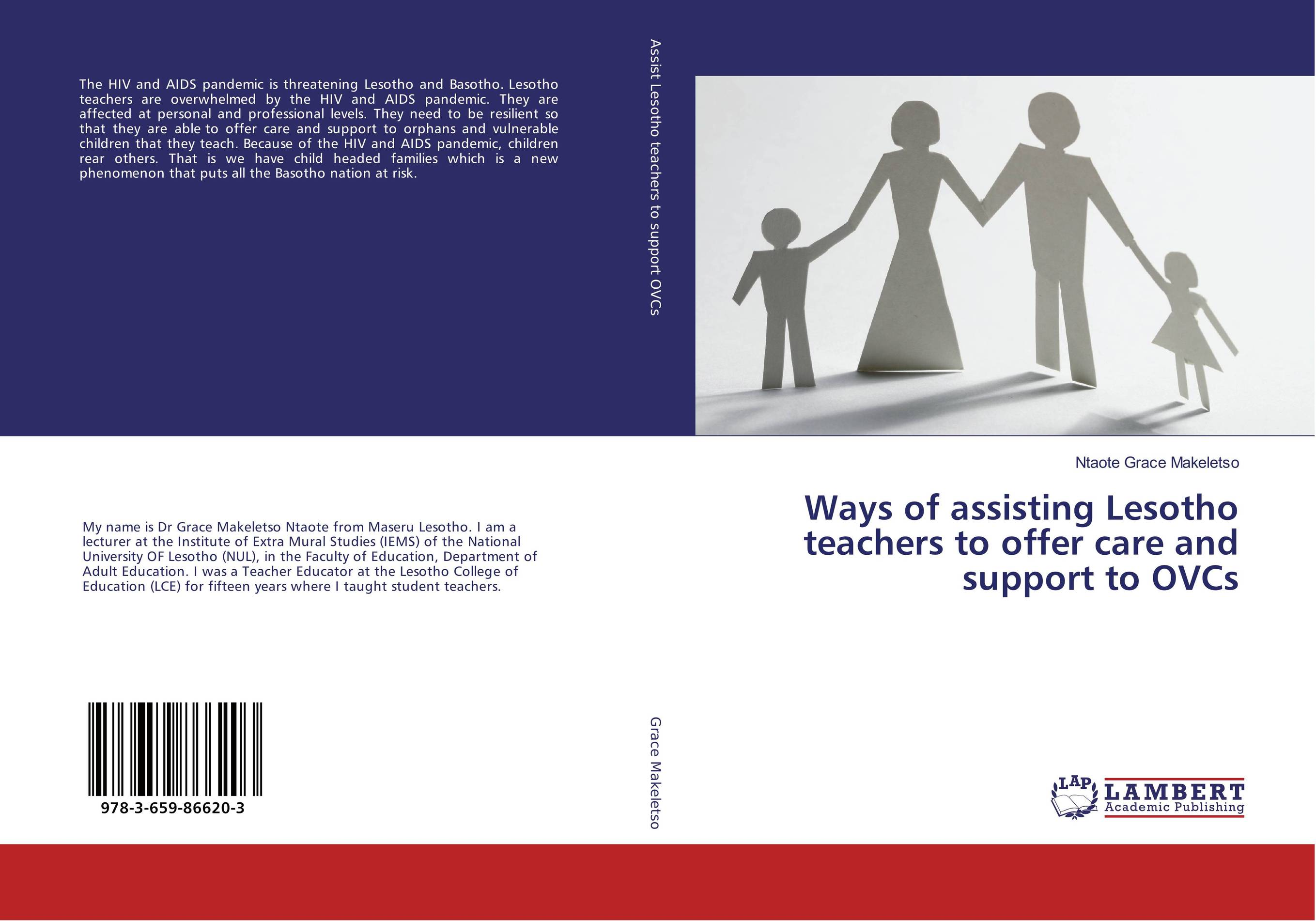 Ways of assisting Lesotho teachers to offer care and support to OVCs seeing things as they are