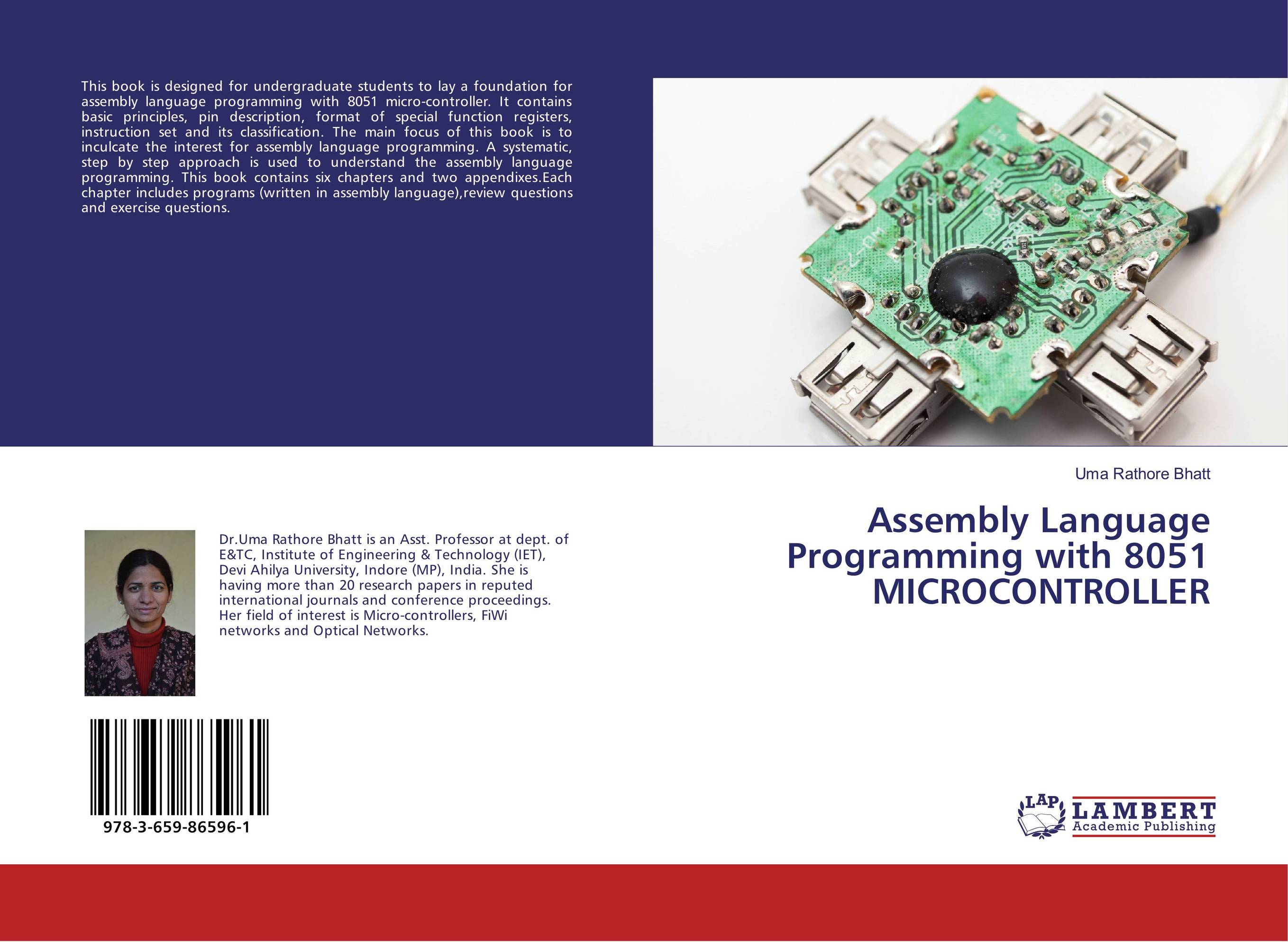 Assembly Language Programming with 8051 MICROCONTROLLER berry programming language translation