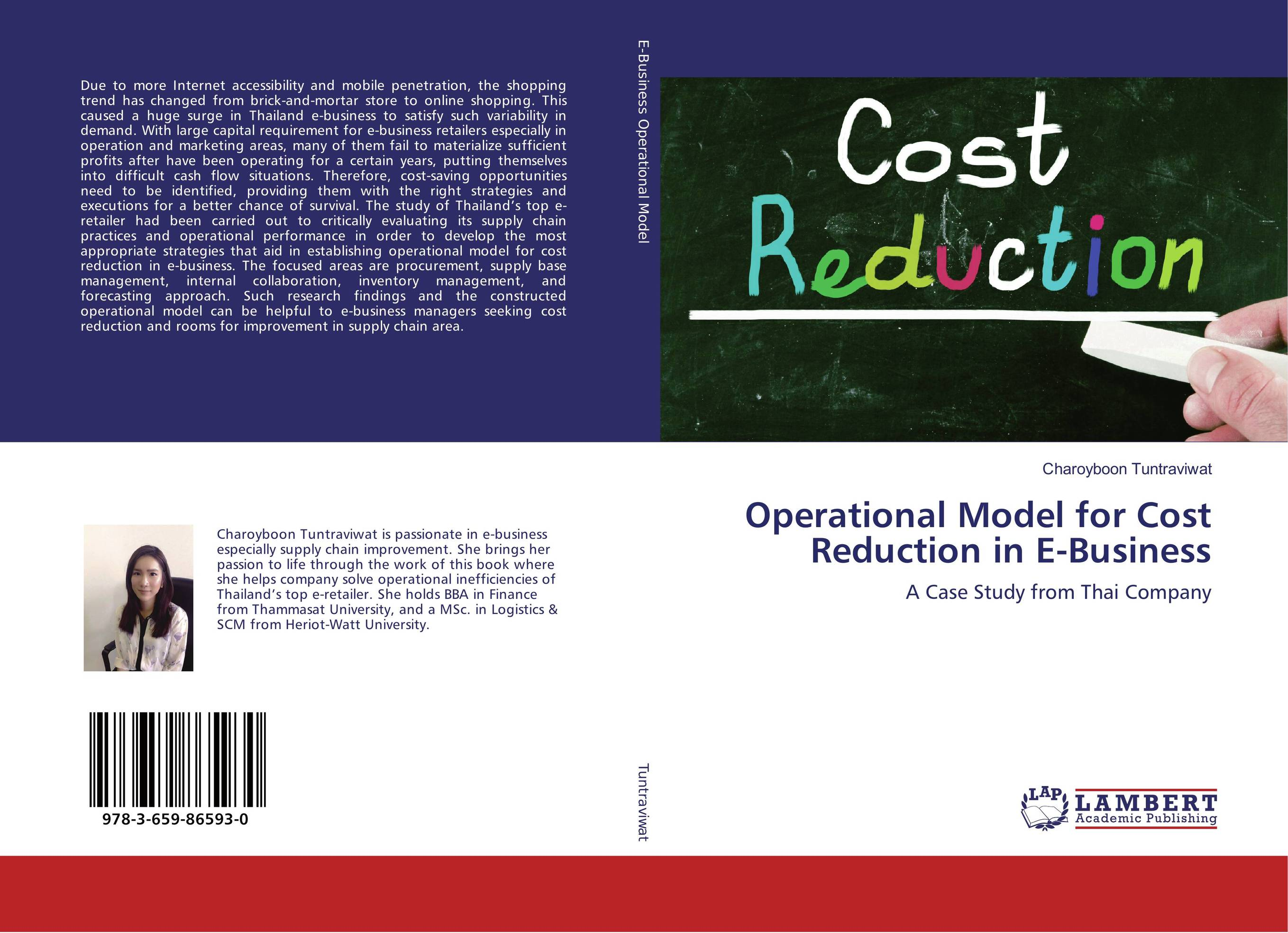 Operational Model for Cost Reduction in E-Business robert davis a demand driven inventory optimization and replenishment creating a more efficient supply chain
