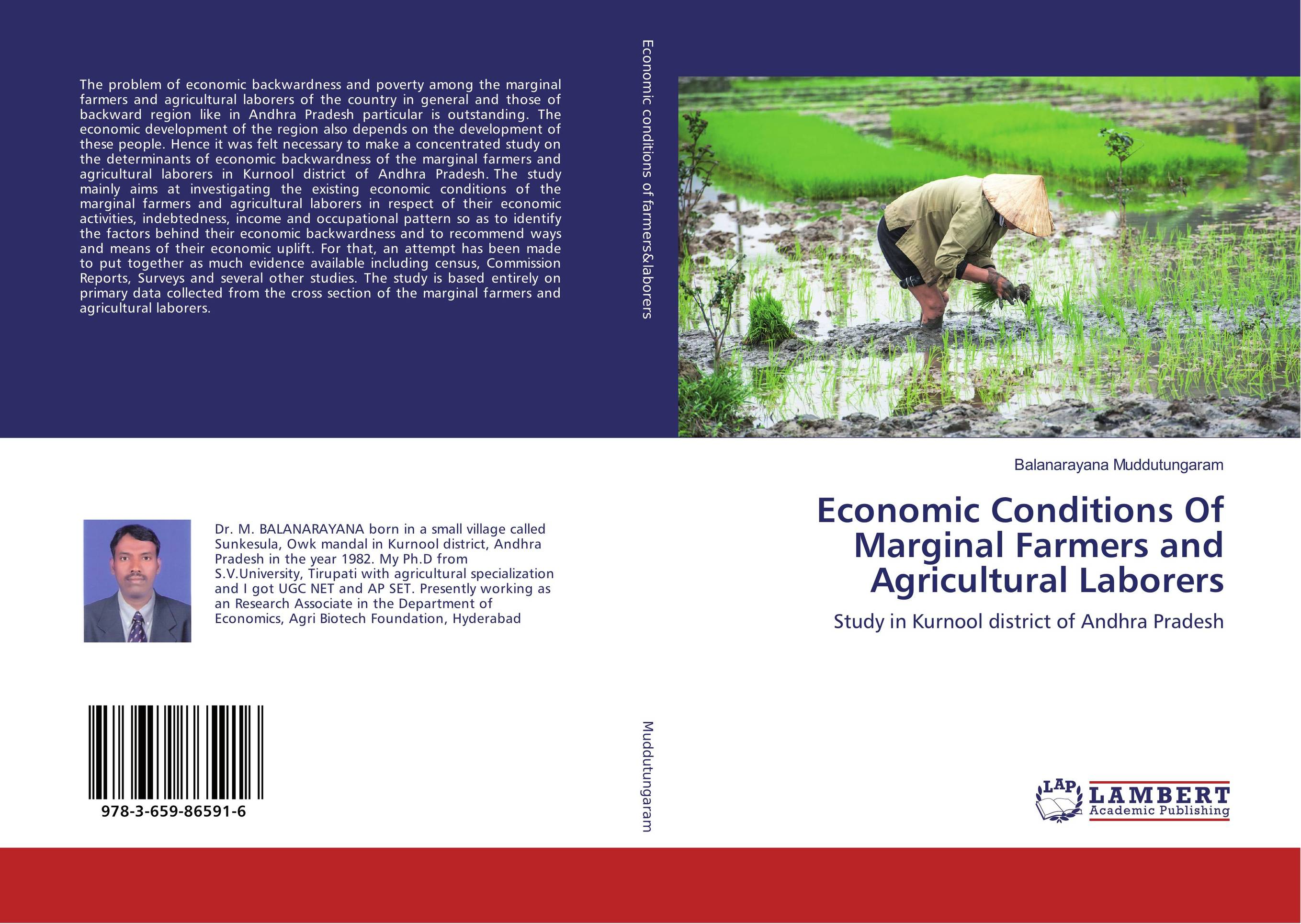 Economic Conditions Of Marginal Farmers and Agricultural Laborers economic methodology