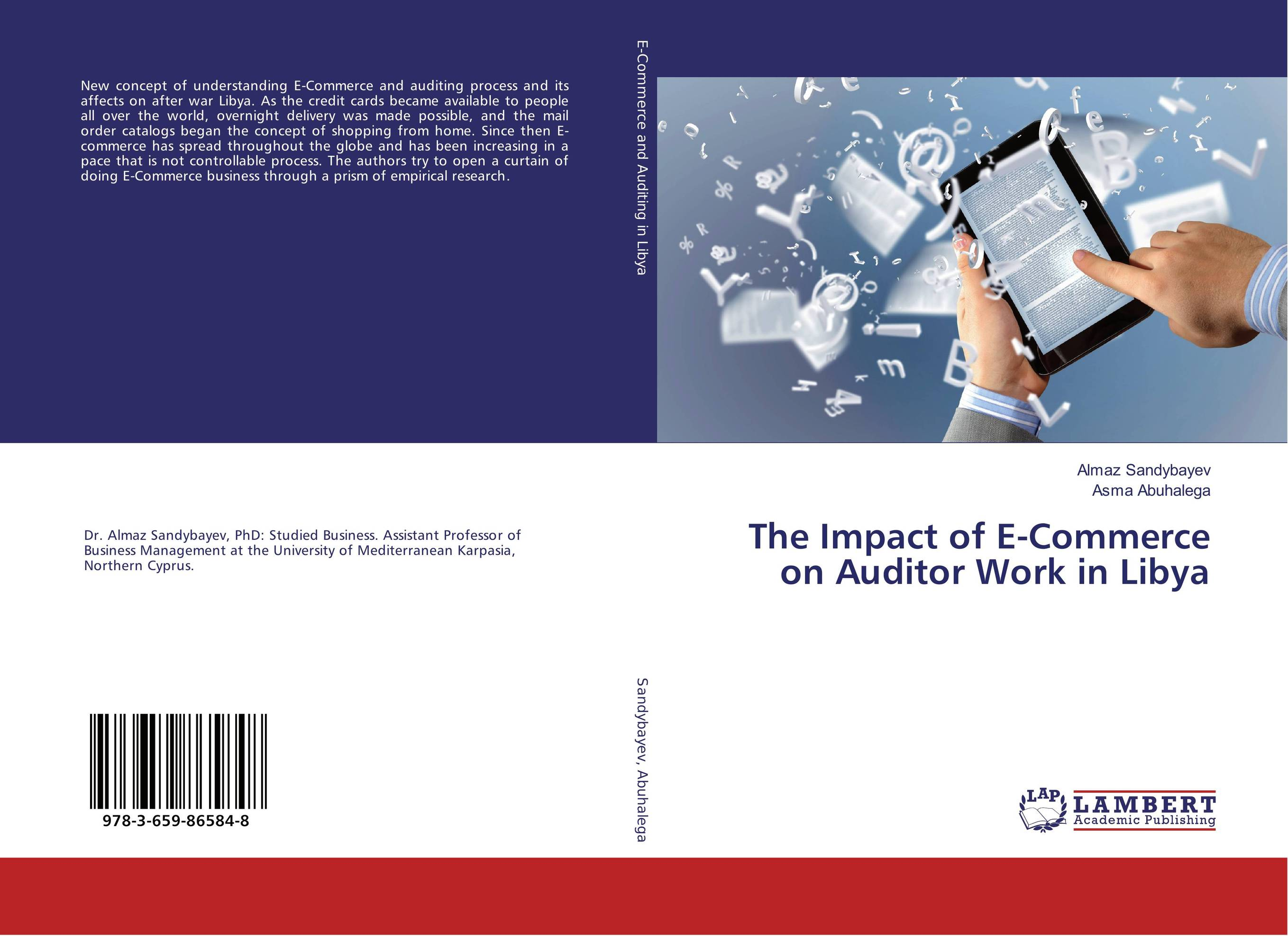The Impact of E-Commerce on Auditor Work in Libya food e commerce