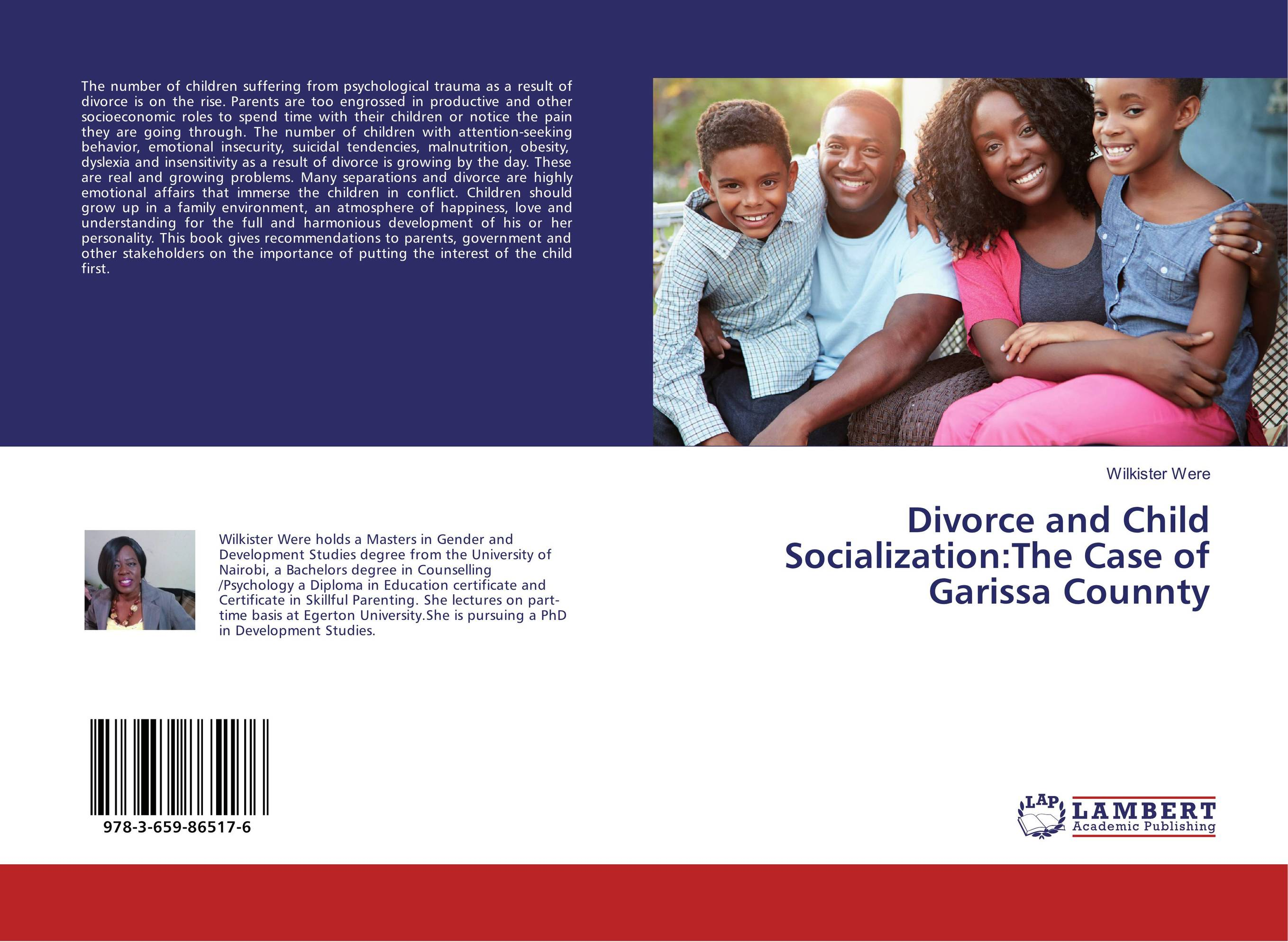 Divorce and Child Socialization:The Case of Garissa Counnty epilepsy in children psychological concerns