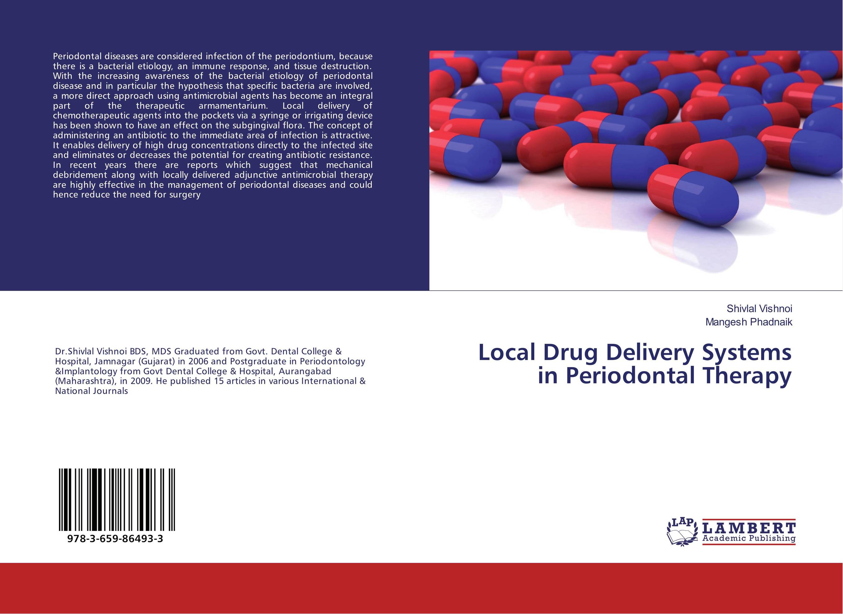 Local Drug Delivery Systems in Periodontal Therapy chandni monga amarjit singh gill and paramjit kaur khinda periodontal regenerative therapy