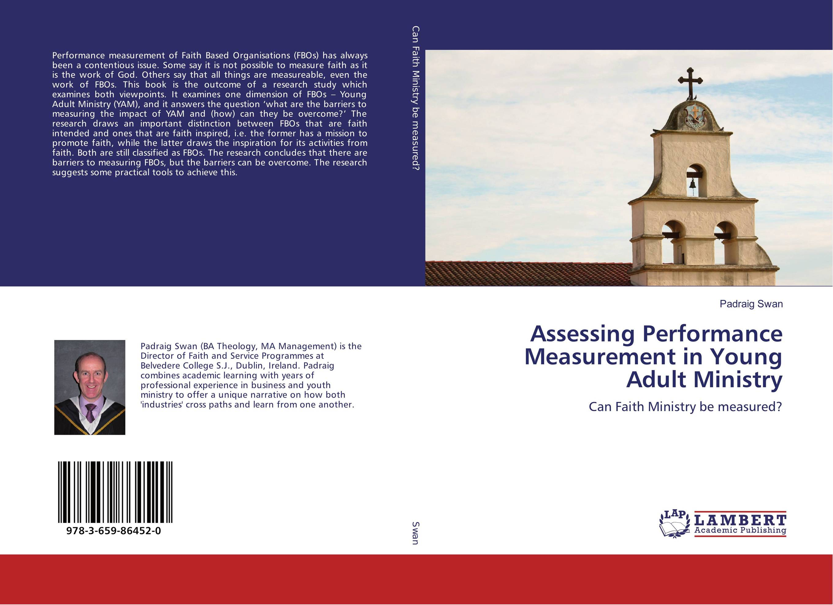 Assessing Performance Measurement in Young Adult Ministry seeing things as they are