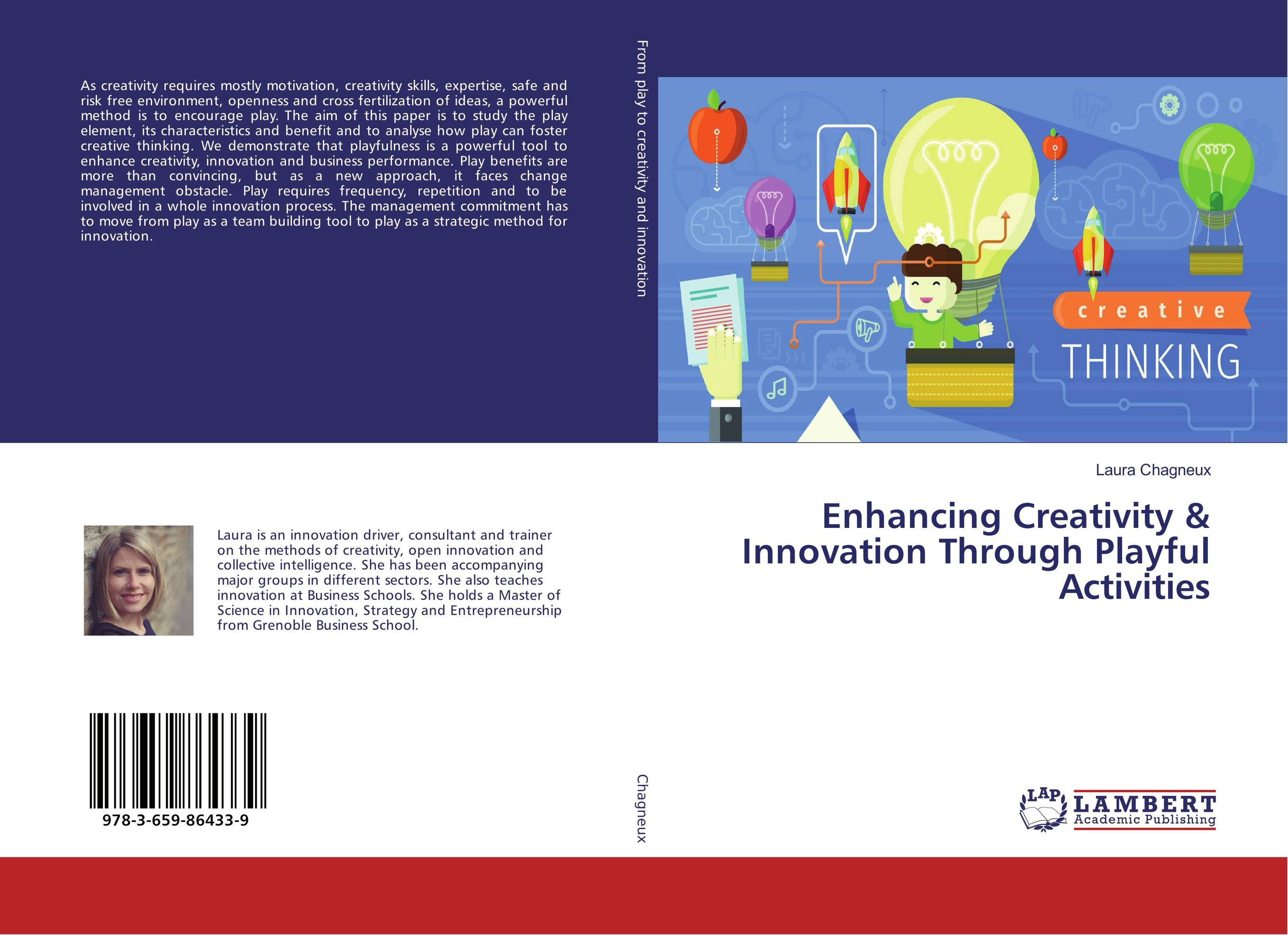 Enhancing Creativity & Innovation Through Playful Activities a decision support tool for library book inventory management