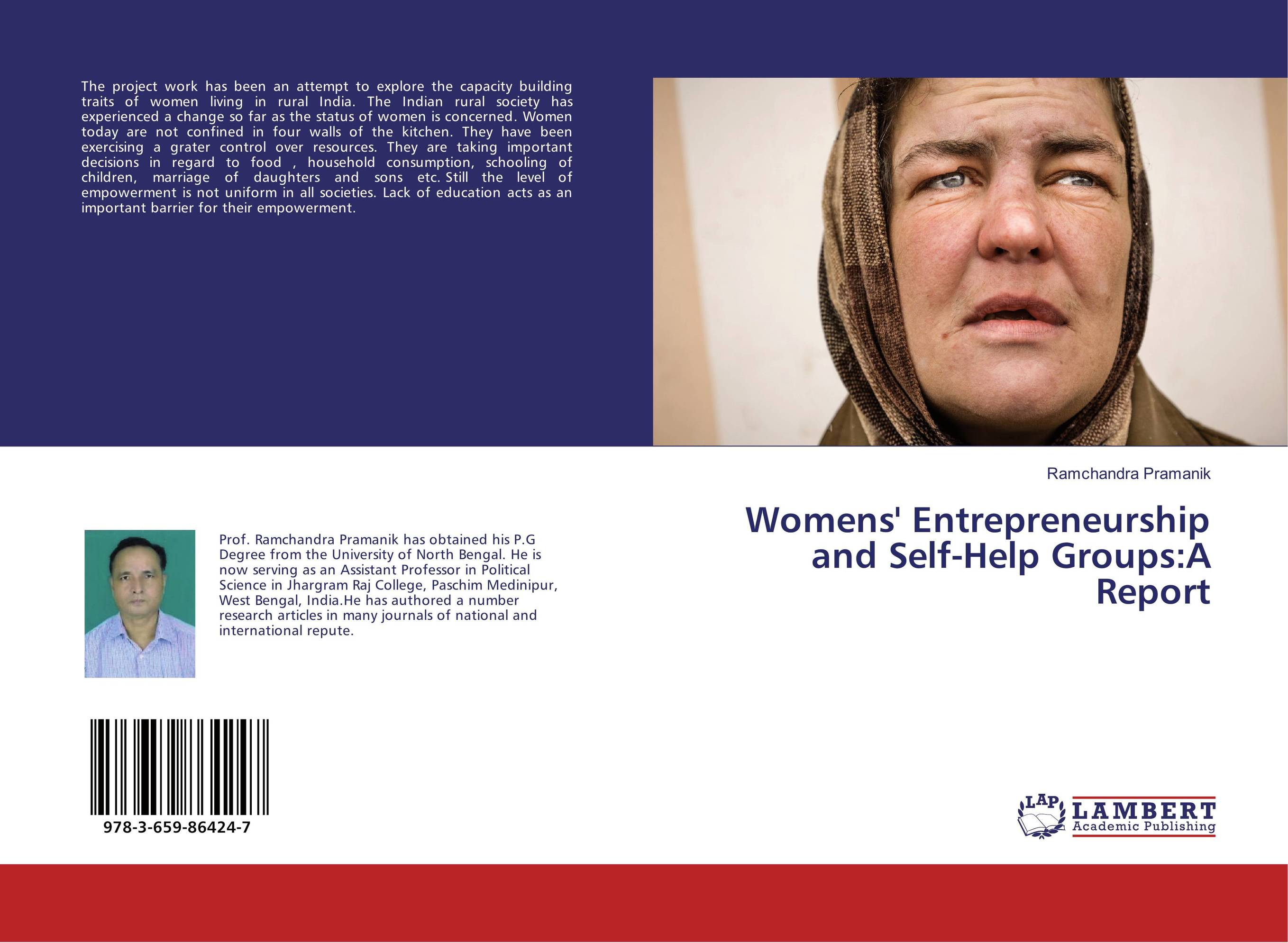 Womens' Entrepreneurship and Self-Help Groups:A Report