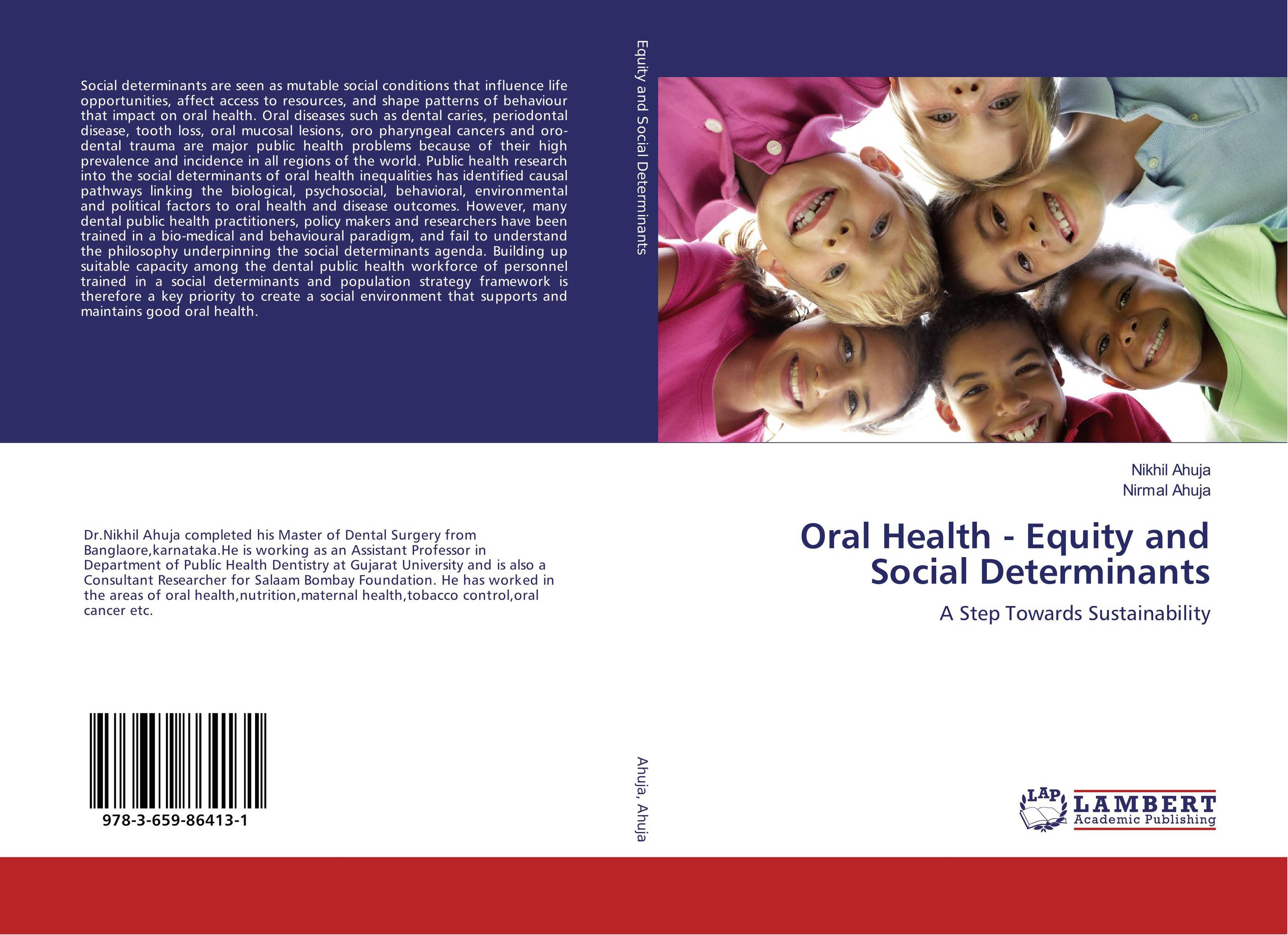 Oral Health - Equity and Social Determinants linguistic diversity and social justice