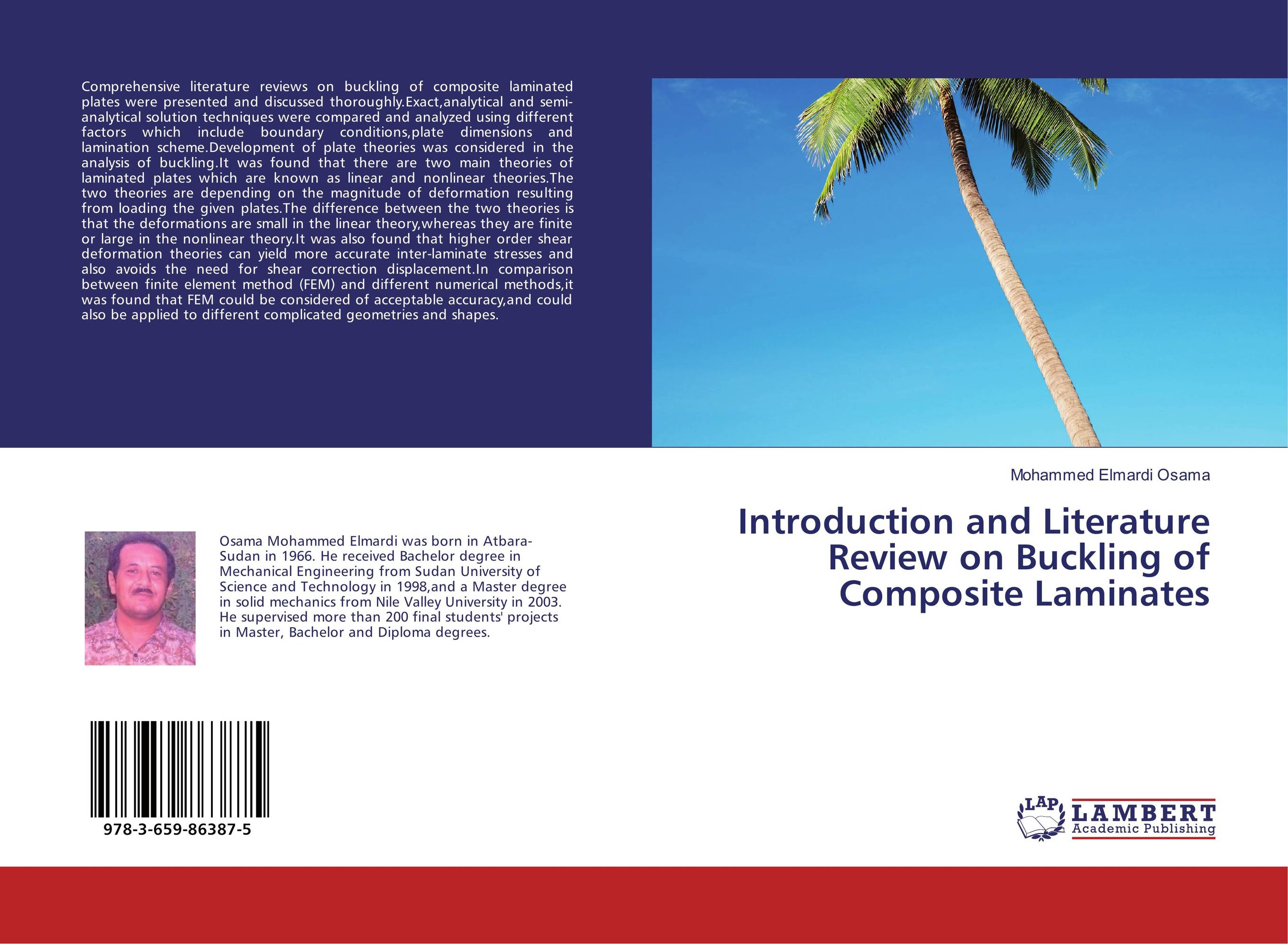 design and analysis of a laminated composite tube essay You're now prepared to laminate your carbon fiber composite cite cite this your citation johnson, todd the basics of using carbon fiber laminates thoughtco.