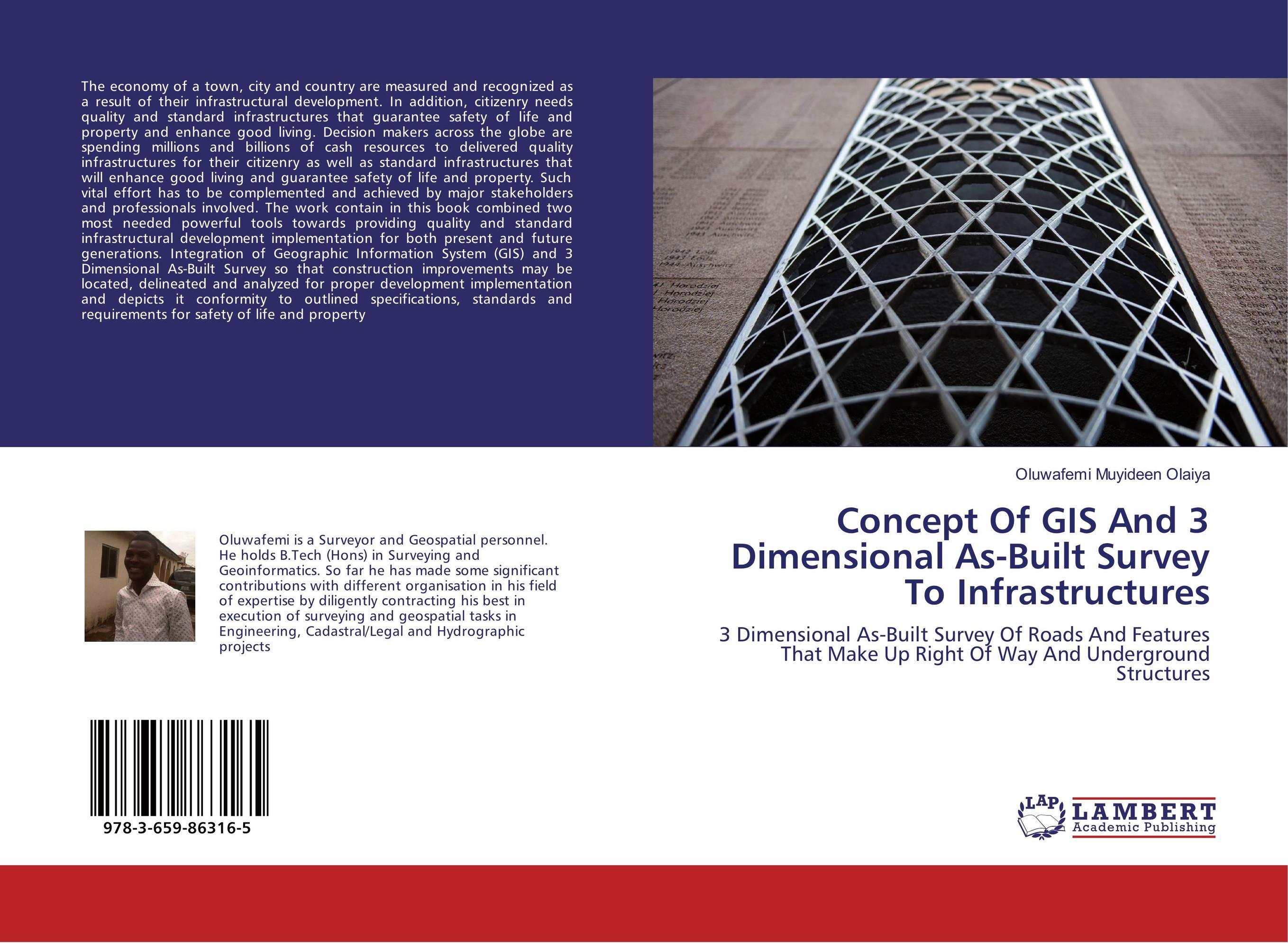 Concept Of GIS And 3 Dimensional As-Built Survey To Infrastructures gis