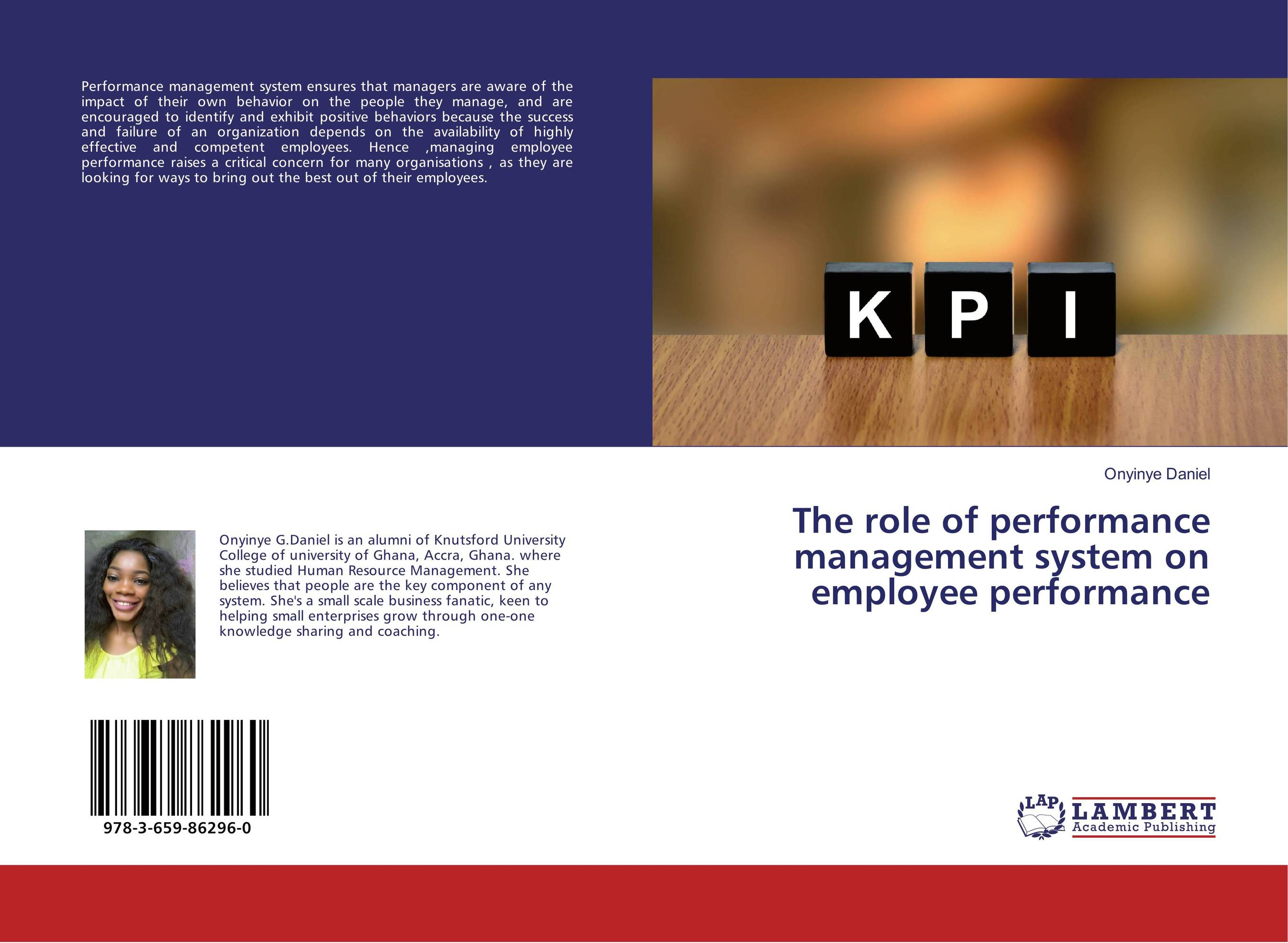 The role of performance management system on employee performance