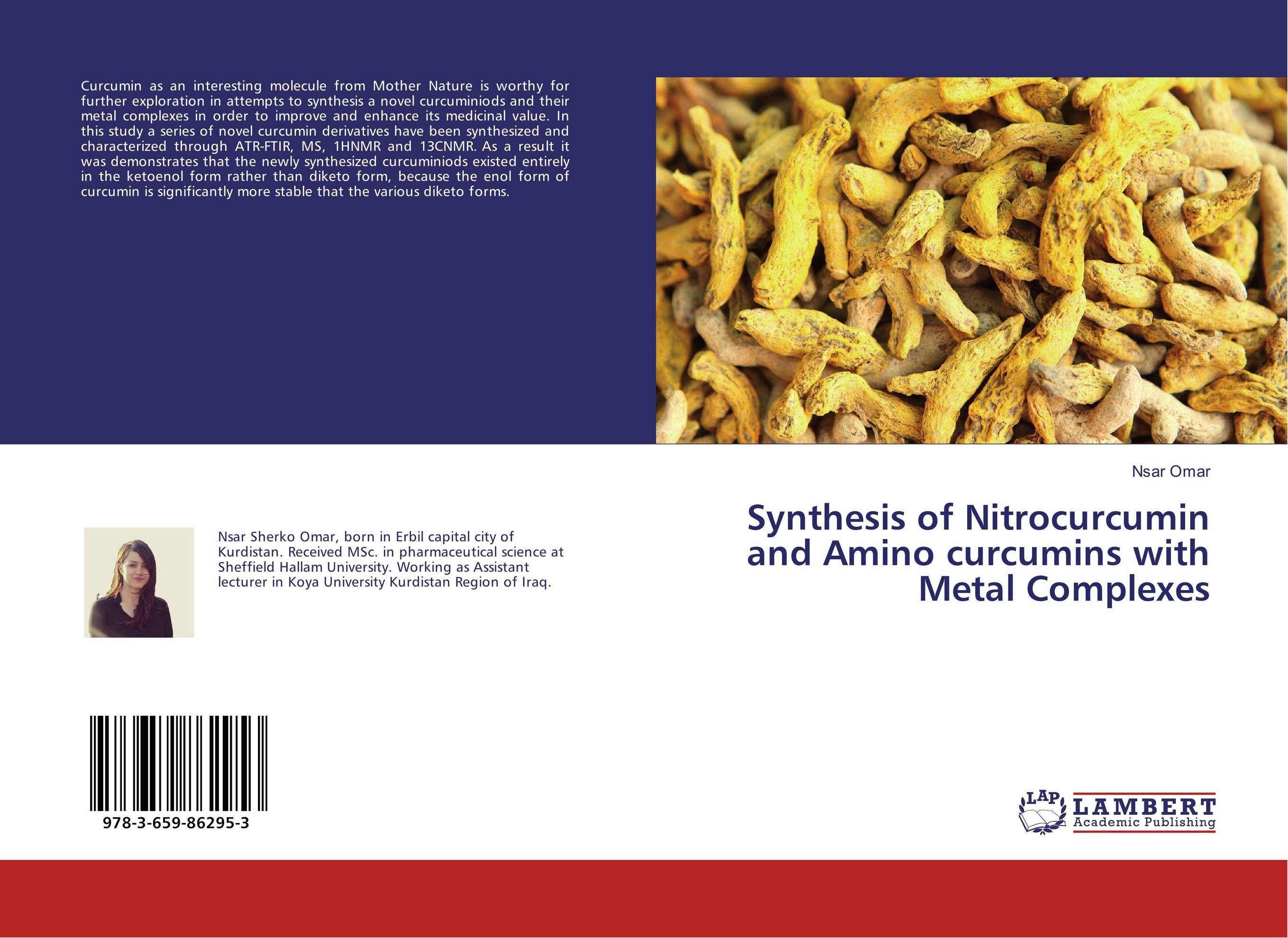 Synthesis of Nitrocurcumin and Amino curcumins with Metal Complexes novel arylpiperazines as anxiolytic agents synthesis and sar