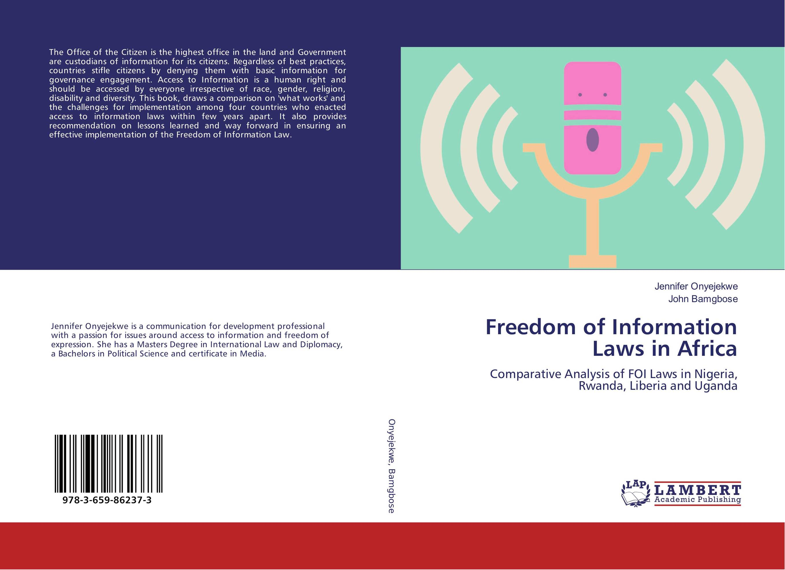 Freedom of Information Laws in Africa mart laar the power of freedom