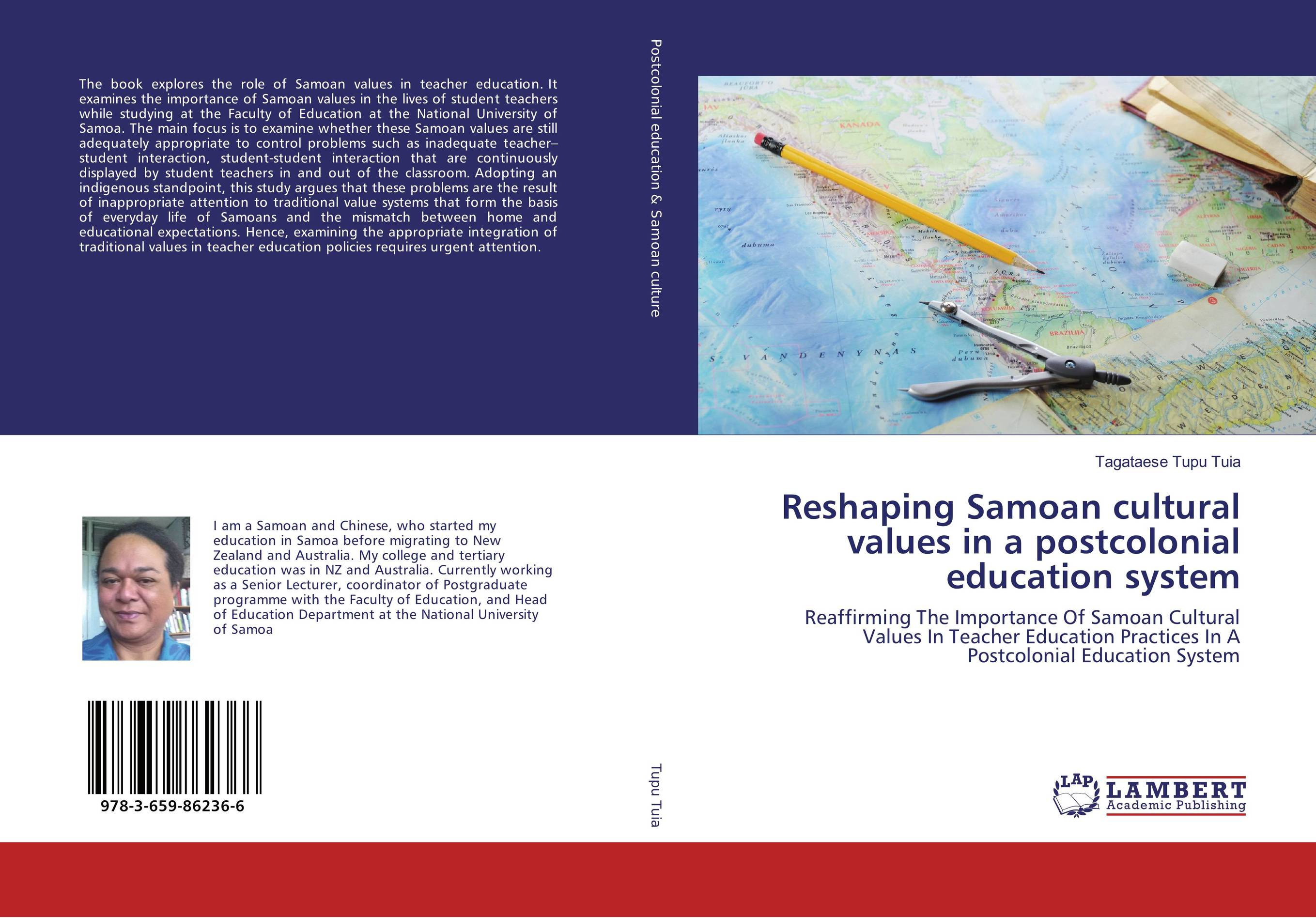 Reshaping Samoan cultural values in a postcolonial education system peace education at the national university of rwanda