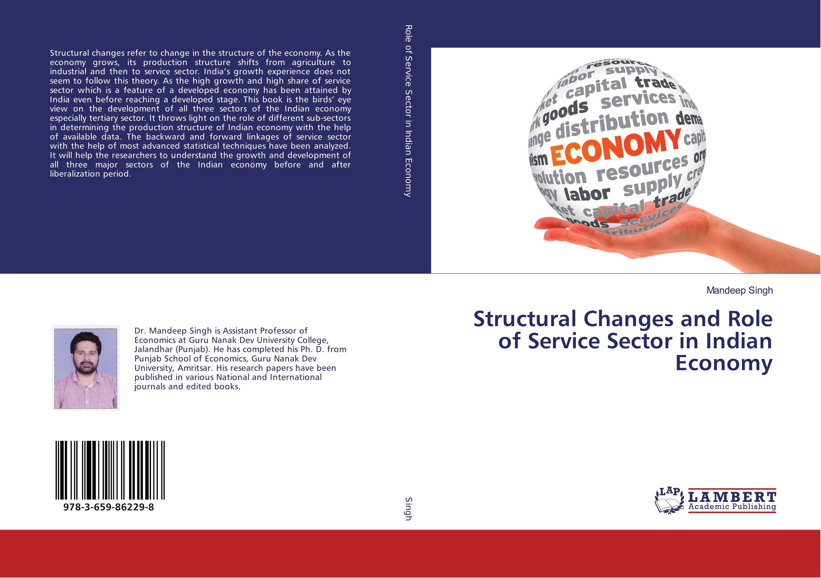 Structural Changes and Role of Service Sector in Indian Economy the role of legal feeling in the criminal legislation