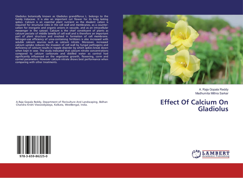 Effect Of Calcium On Gladiolus vitamin d effect on calcium homeostasis in preeclampsia