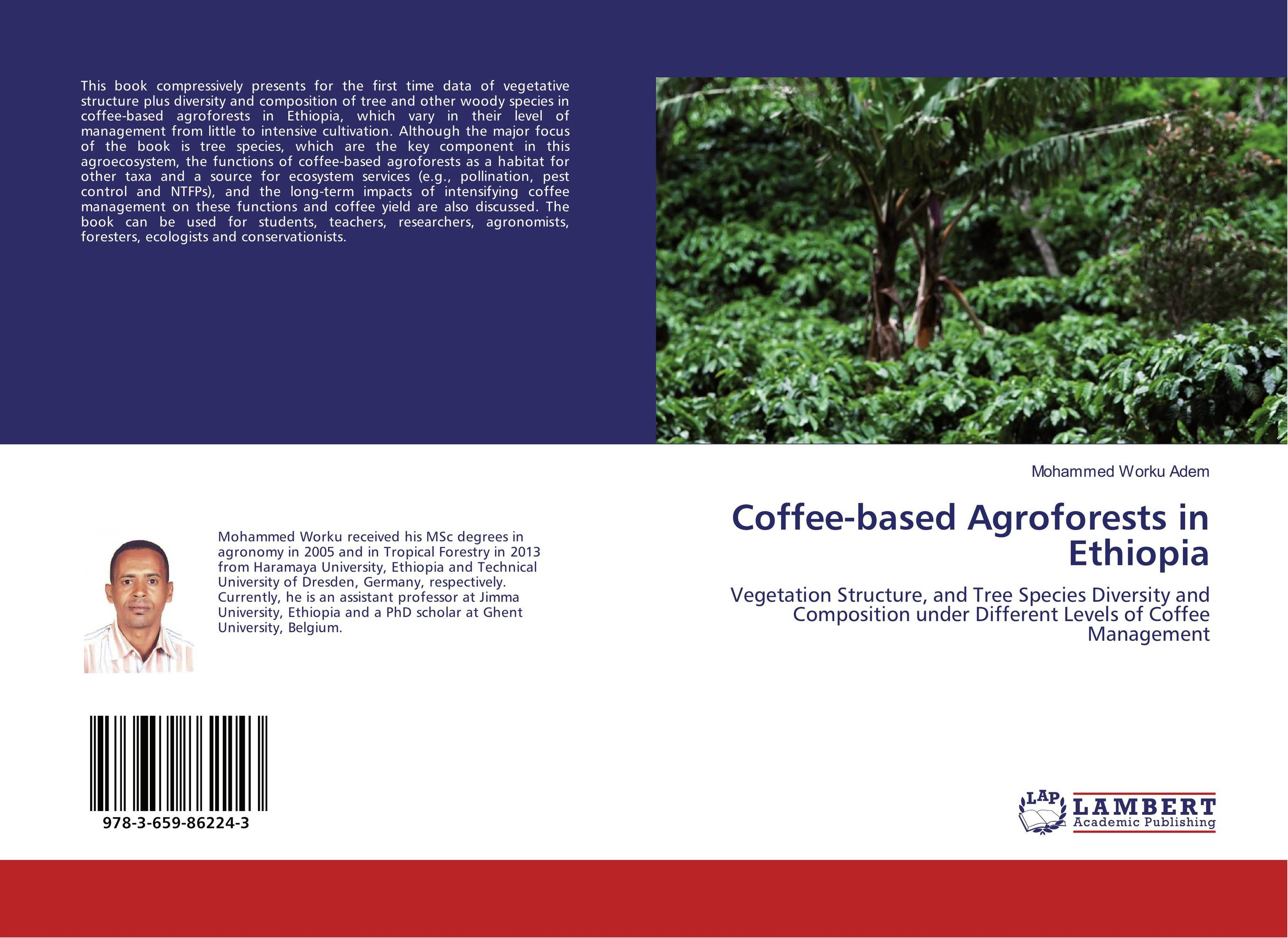 Coffee-based Agroforests in Ethiopia a decision support tool for library book inventory management