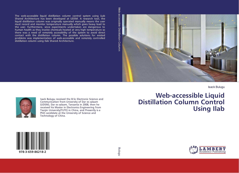 Web-accessible Liquid Distillation Column Control Using Ilab mirna rahmah lubis desalination using vapor compression distillation