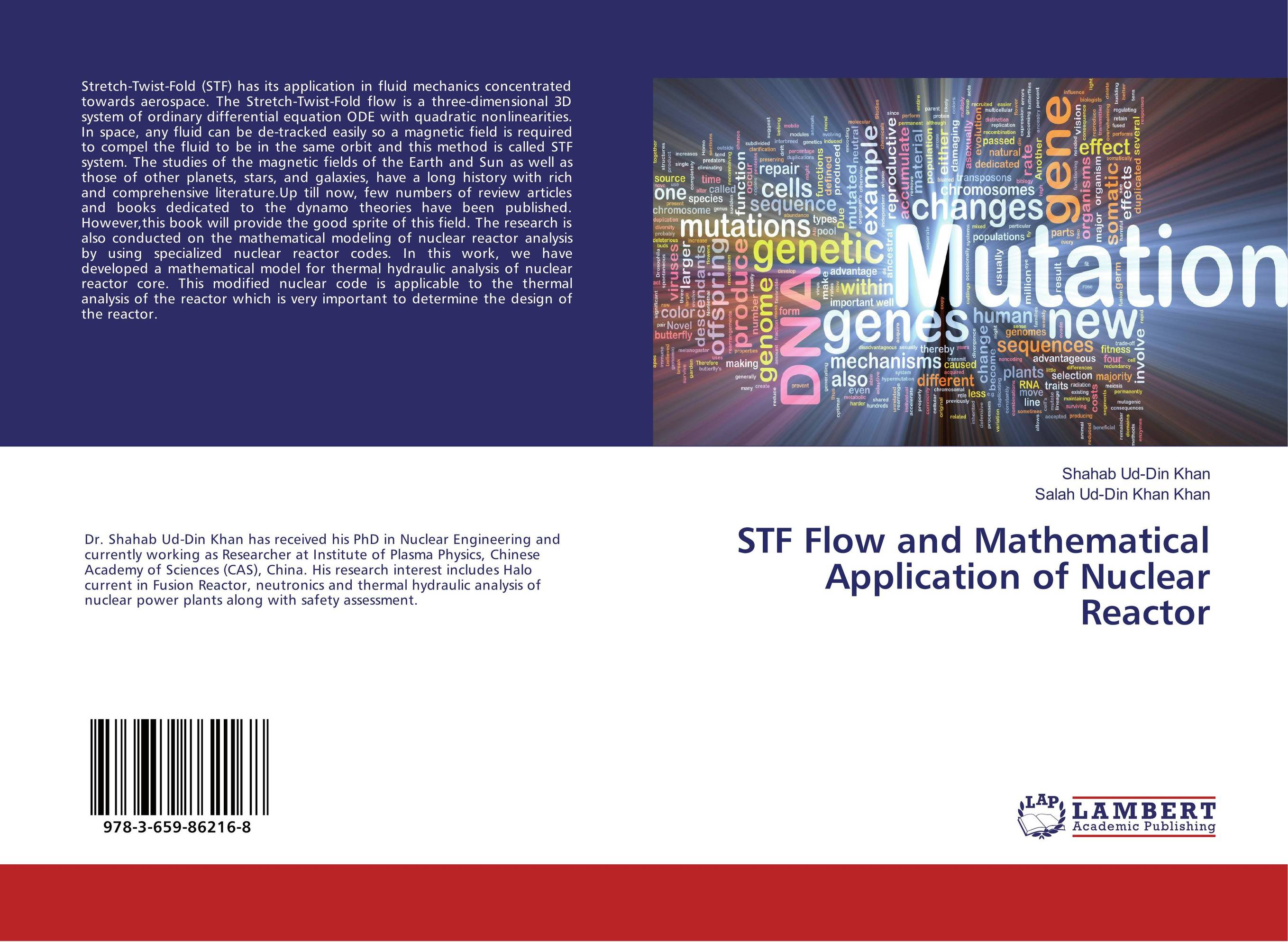 STF Flow and Mathematical Application of Nuclear Reactor купить
